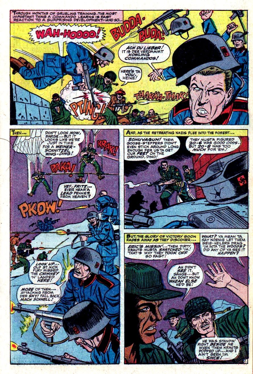 Read online Sgt. Fury comic -  Issue #42 - 11