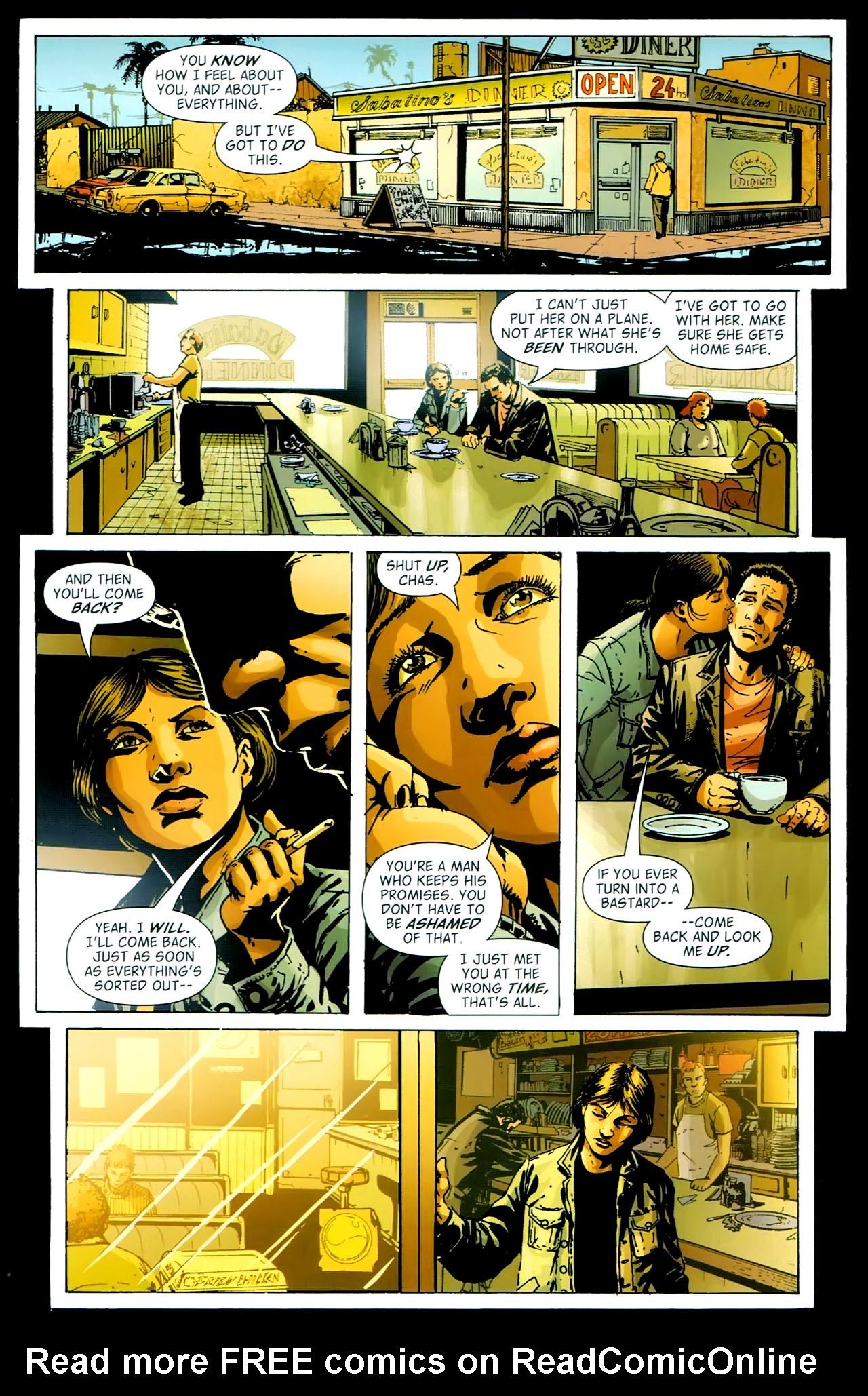 Read online John Constantine Hellblazer: All His Engines comic -  Issue # Full - 115