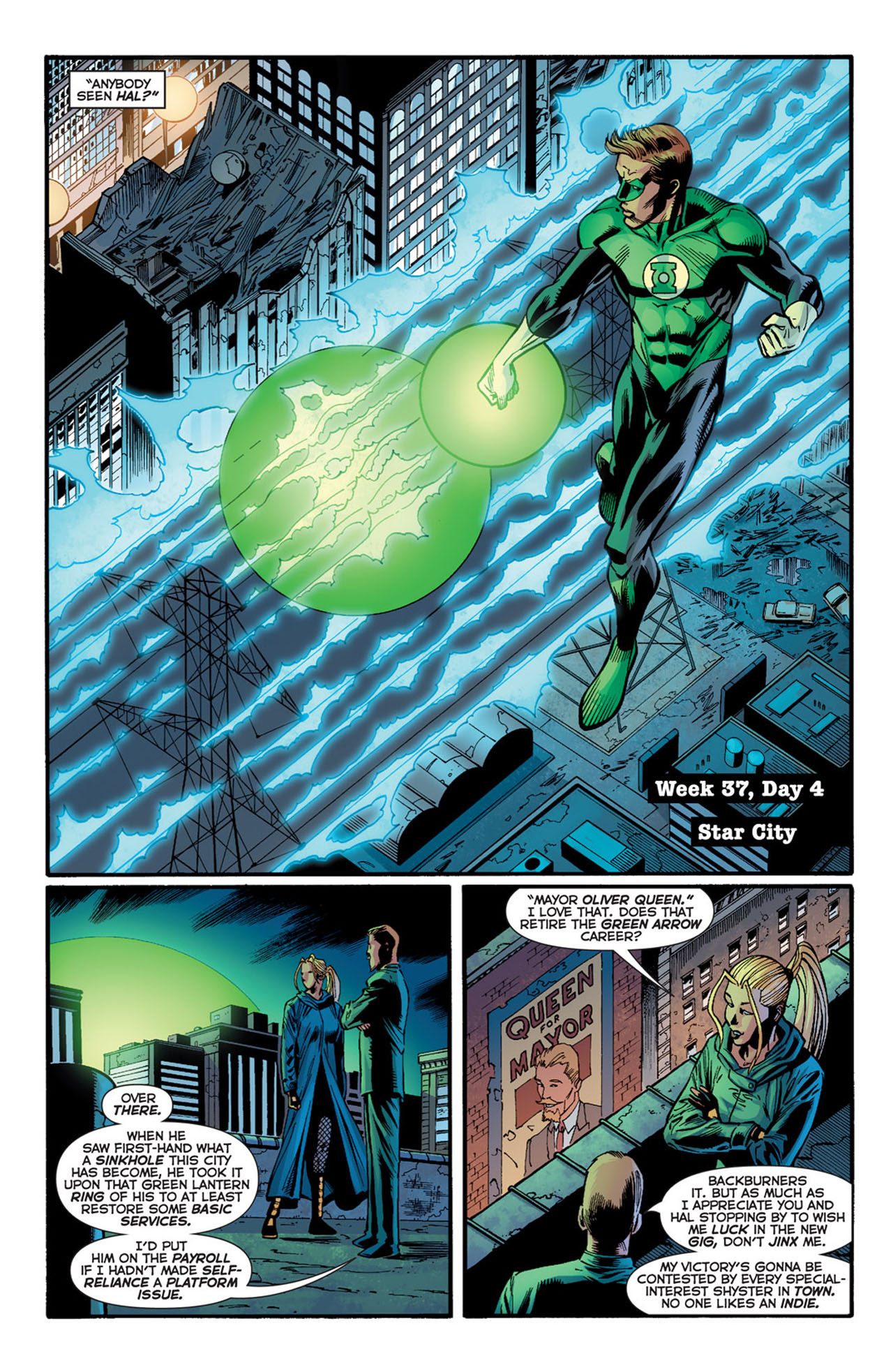 Read online 52 comic -  Issue #37 - 15