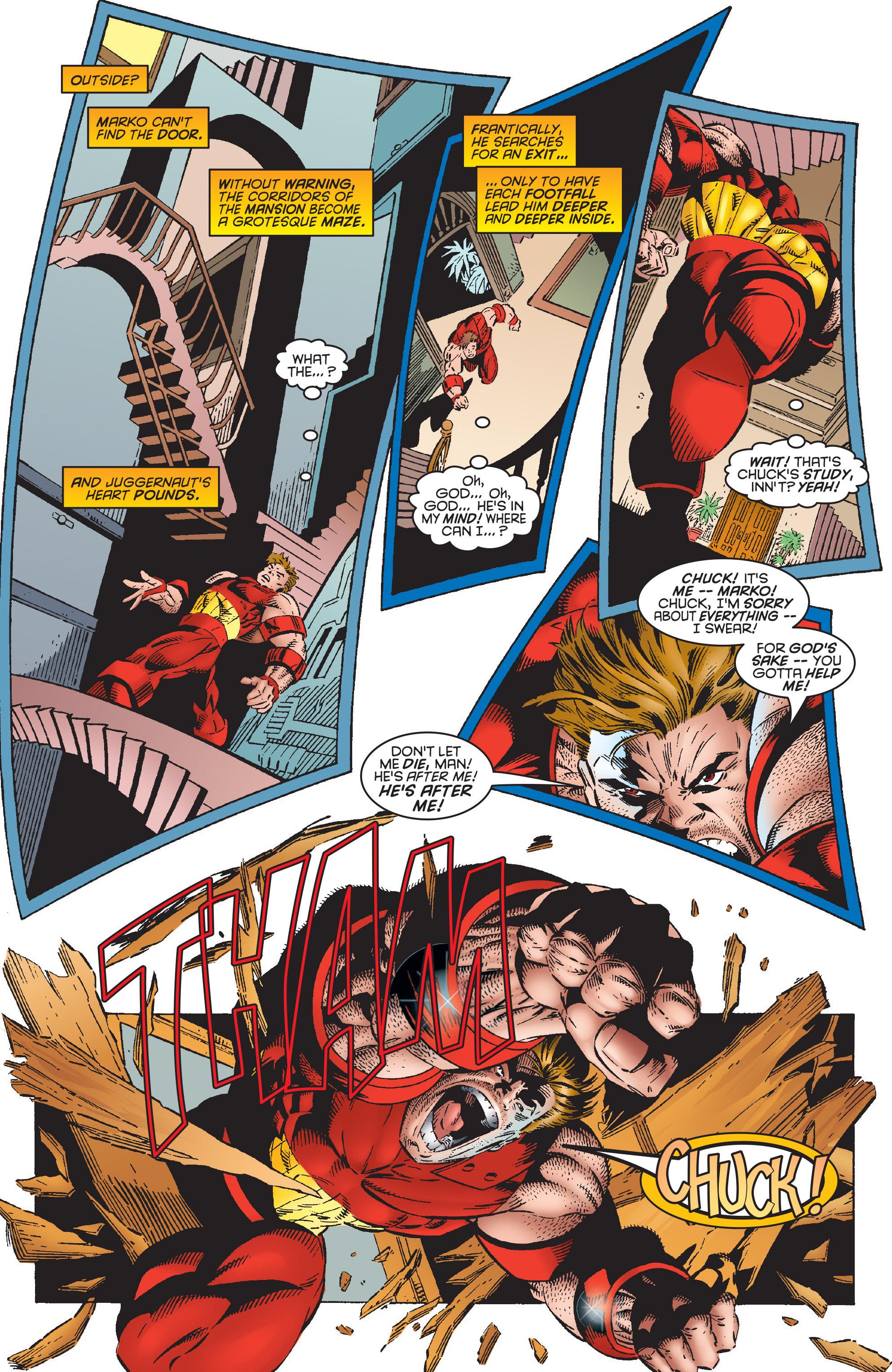 X-Men (1991) 54 Page 17