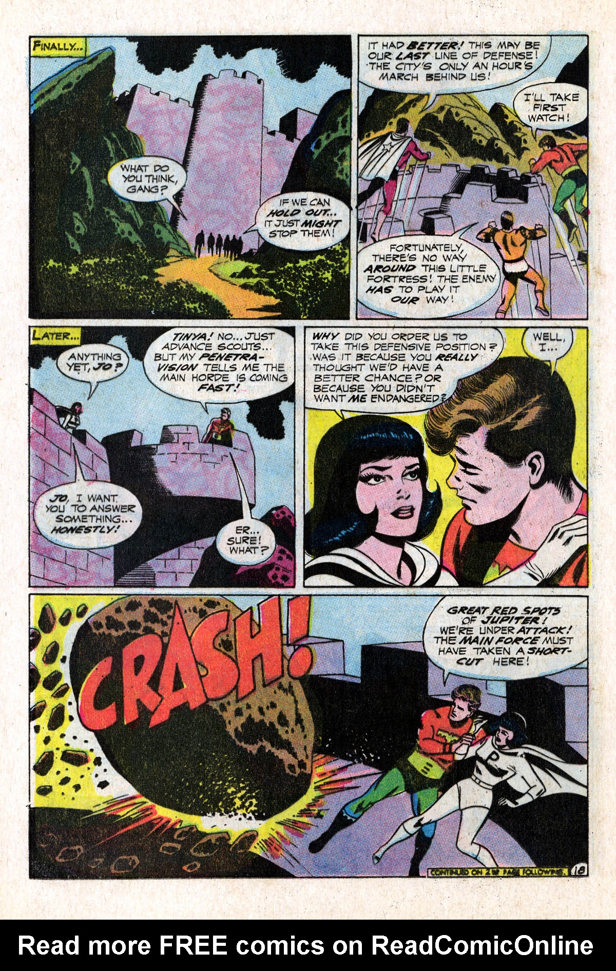 Read online Adventure Comics (1938) comic -  Issue #379 - 24