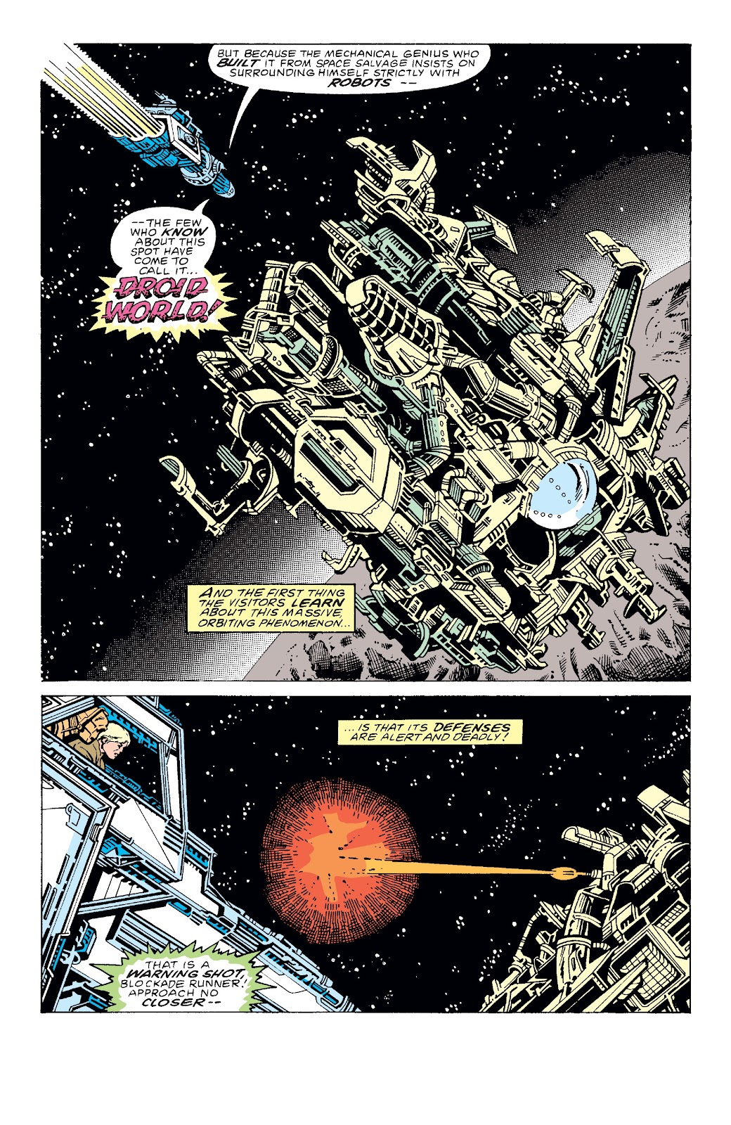 Read online Star Wars Legends: The Original Marvel Years - Epic Collection comic -  Issue # TPB 3 (Part 2) - 66