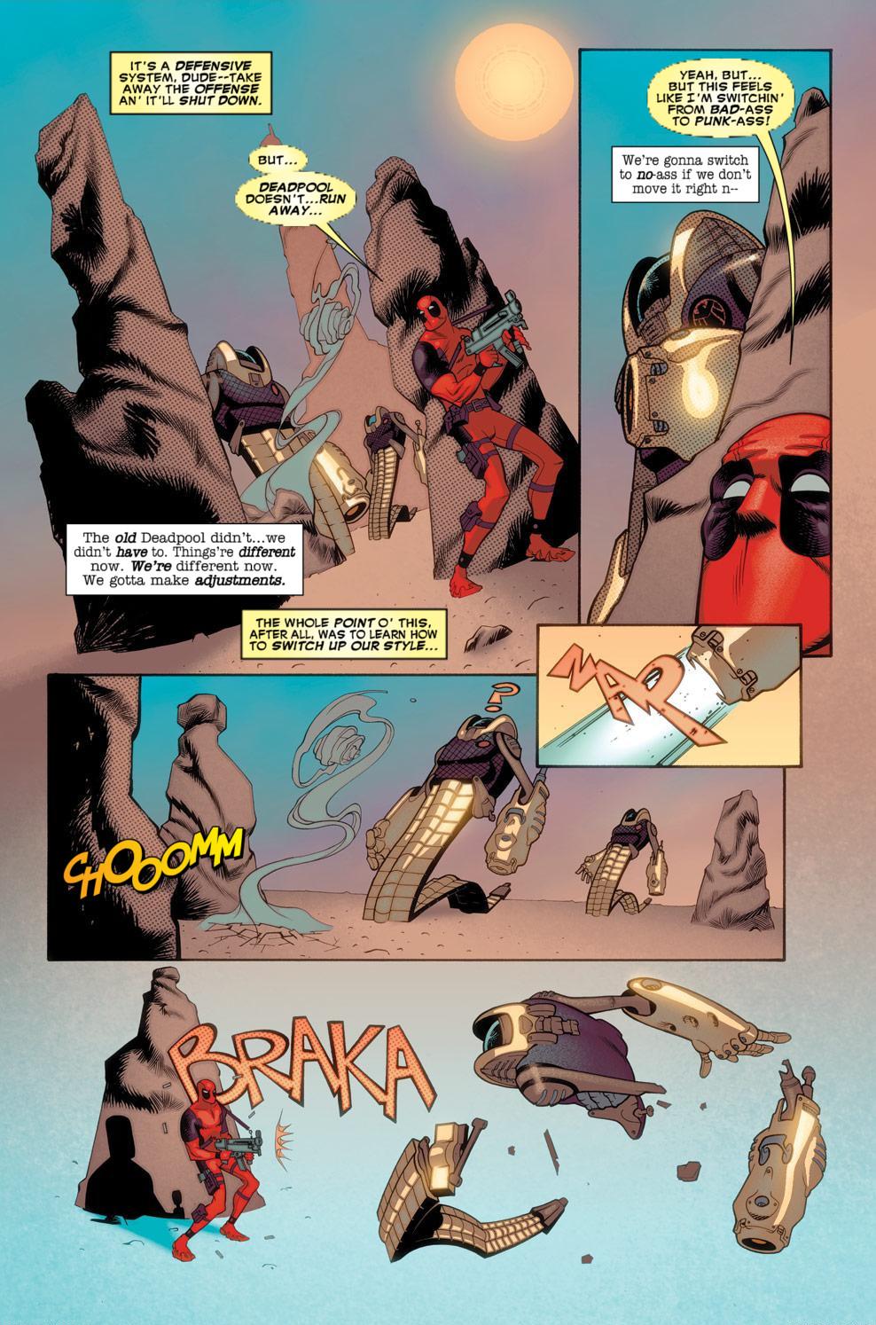 Read online Deadpool (2008) comic -  Issue #56 - 16