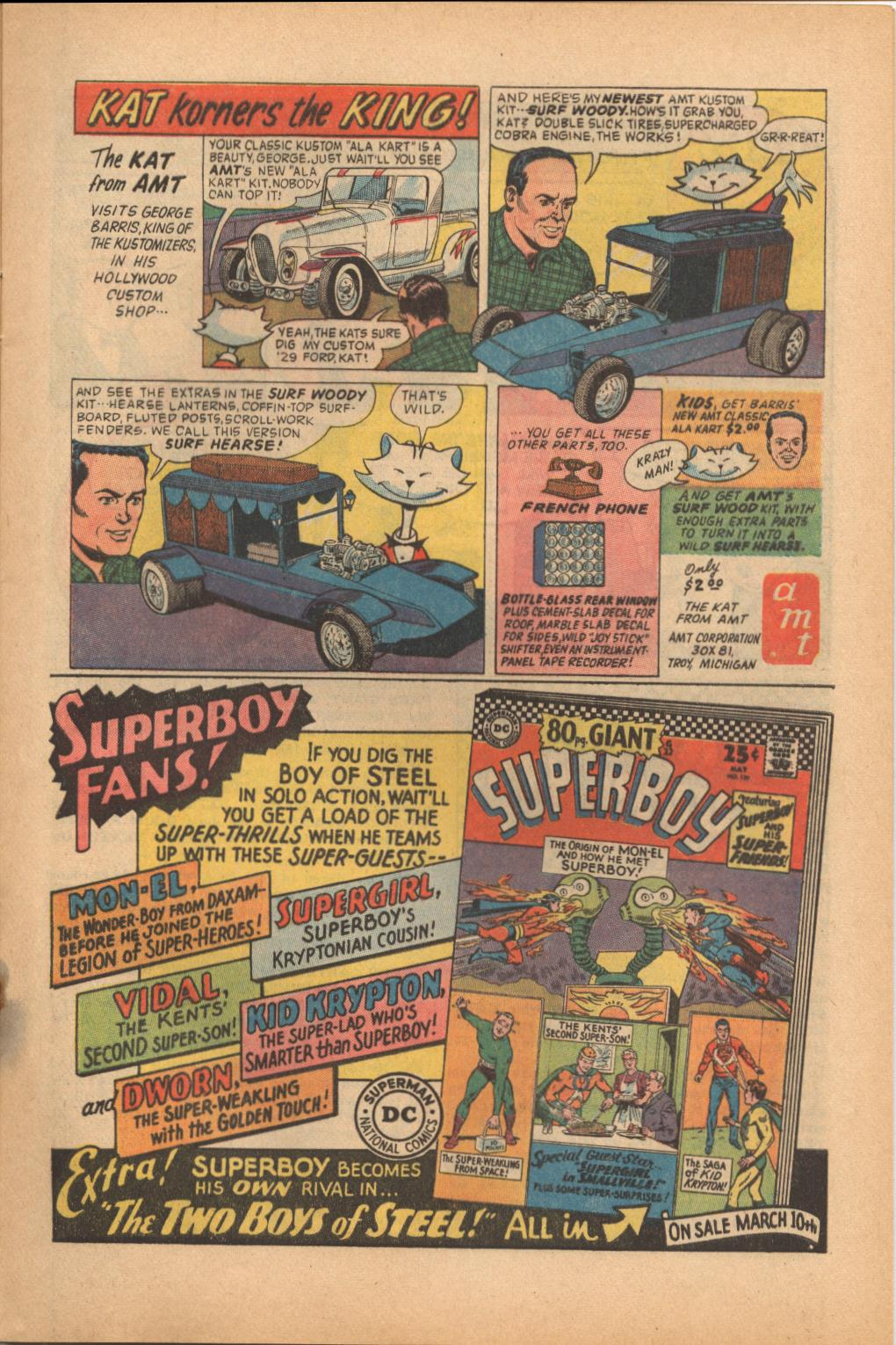 Read online Action Comics (1938) comic -  Issue #337 - 9