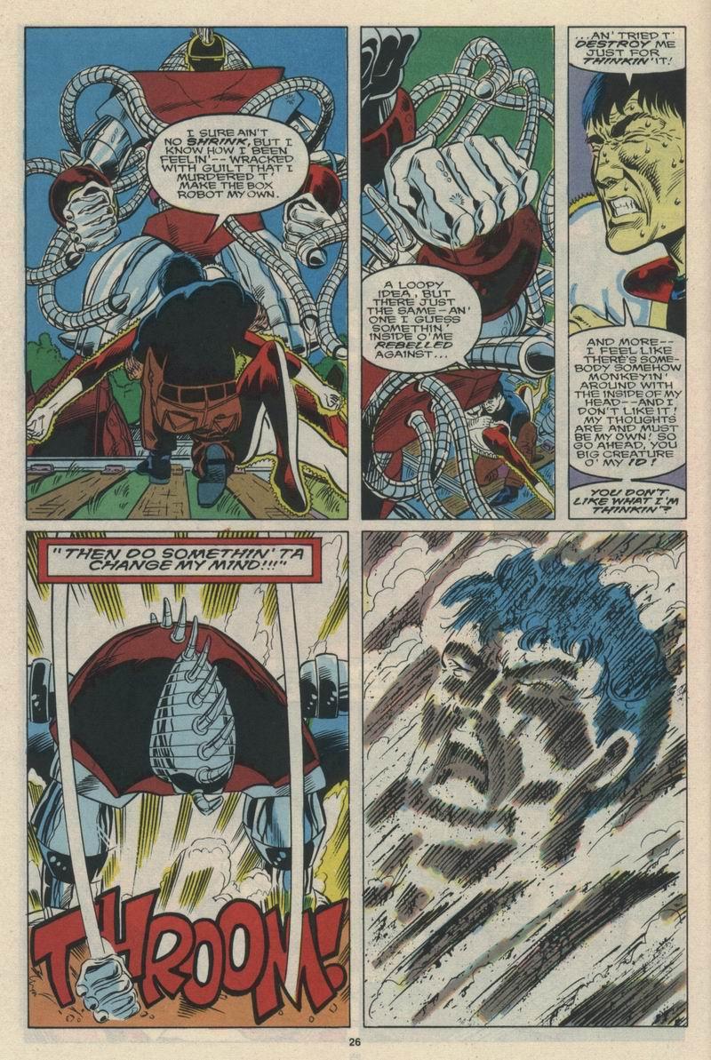 Read online Alpha Flight (1983) comic -  Issue #65 - 28
