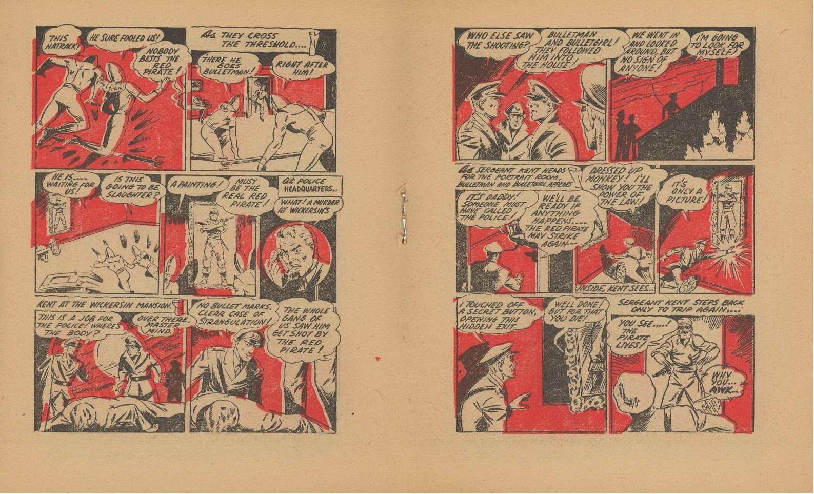 Bulletman issue 11 - Page 10
