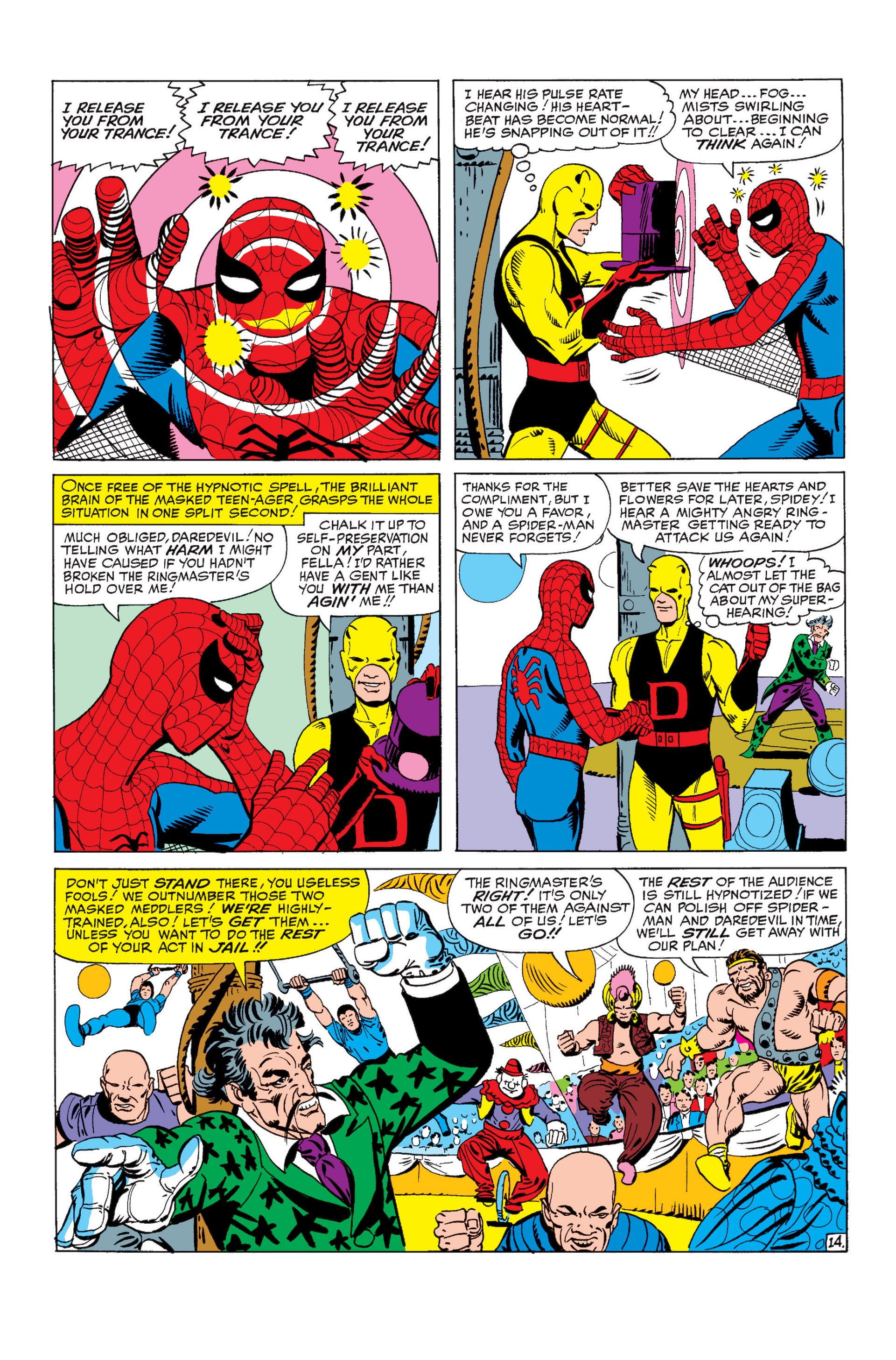 The Amazing Spider-Man (1963) 16 Page 14