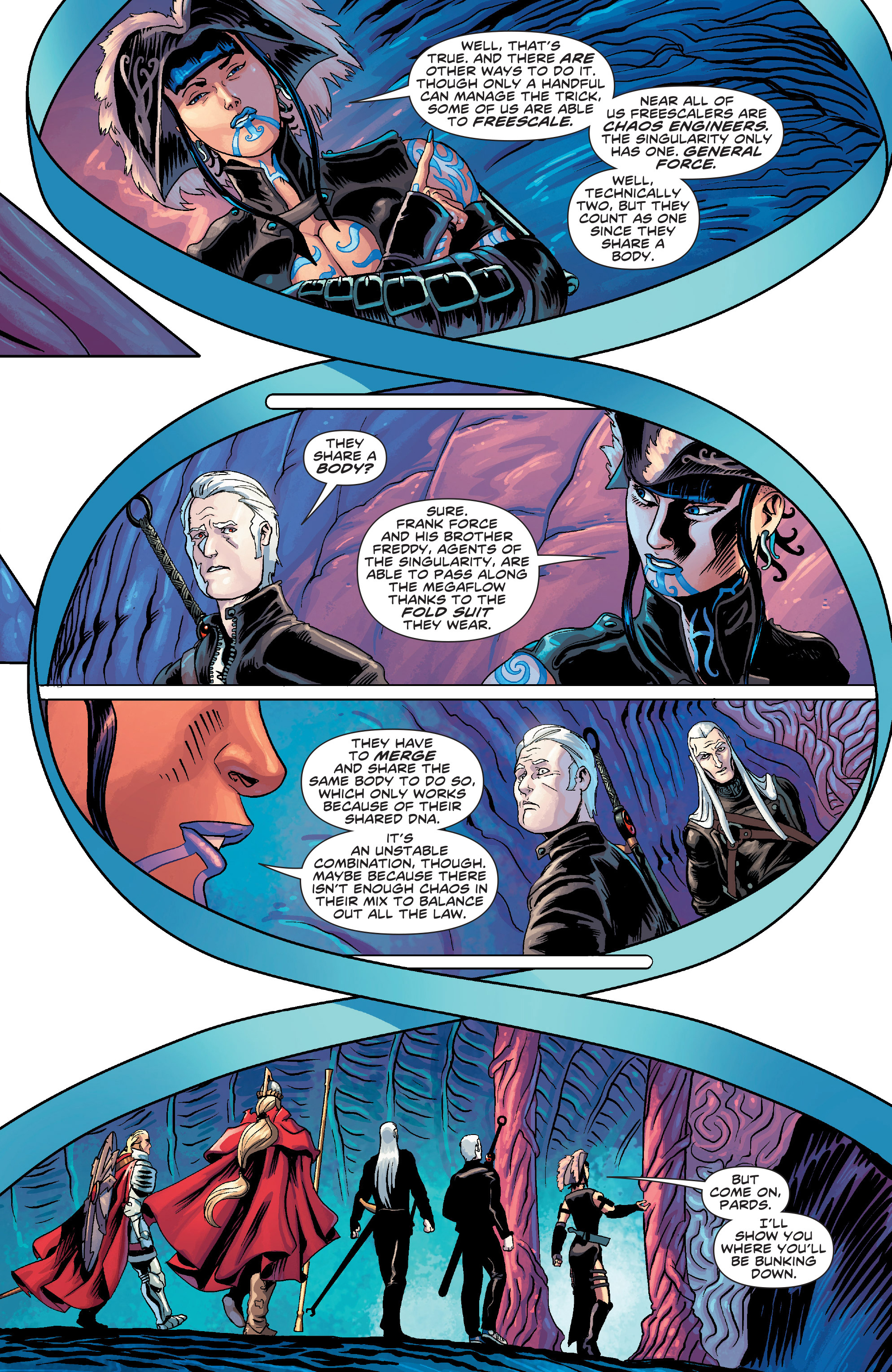 Read online Elric: The Balance Lost comic -  Issue # TPB 3 - 11