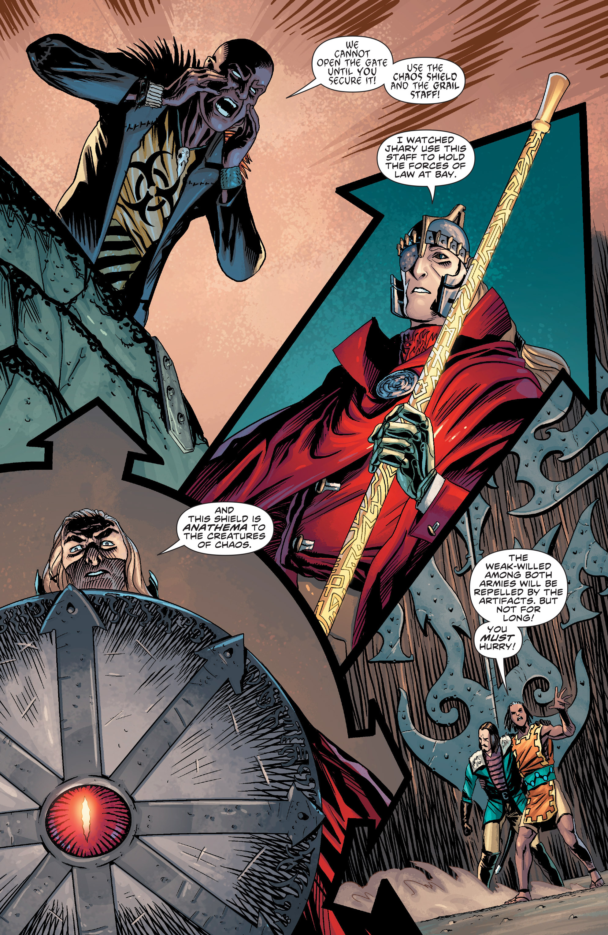 Read online Elric: The Balance Lost comic -  Issue # TPB 2 - 73