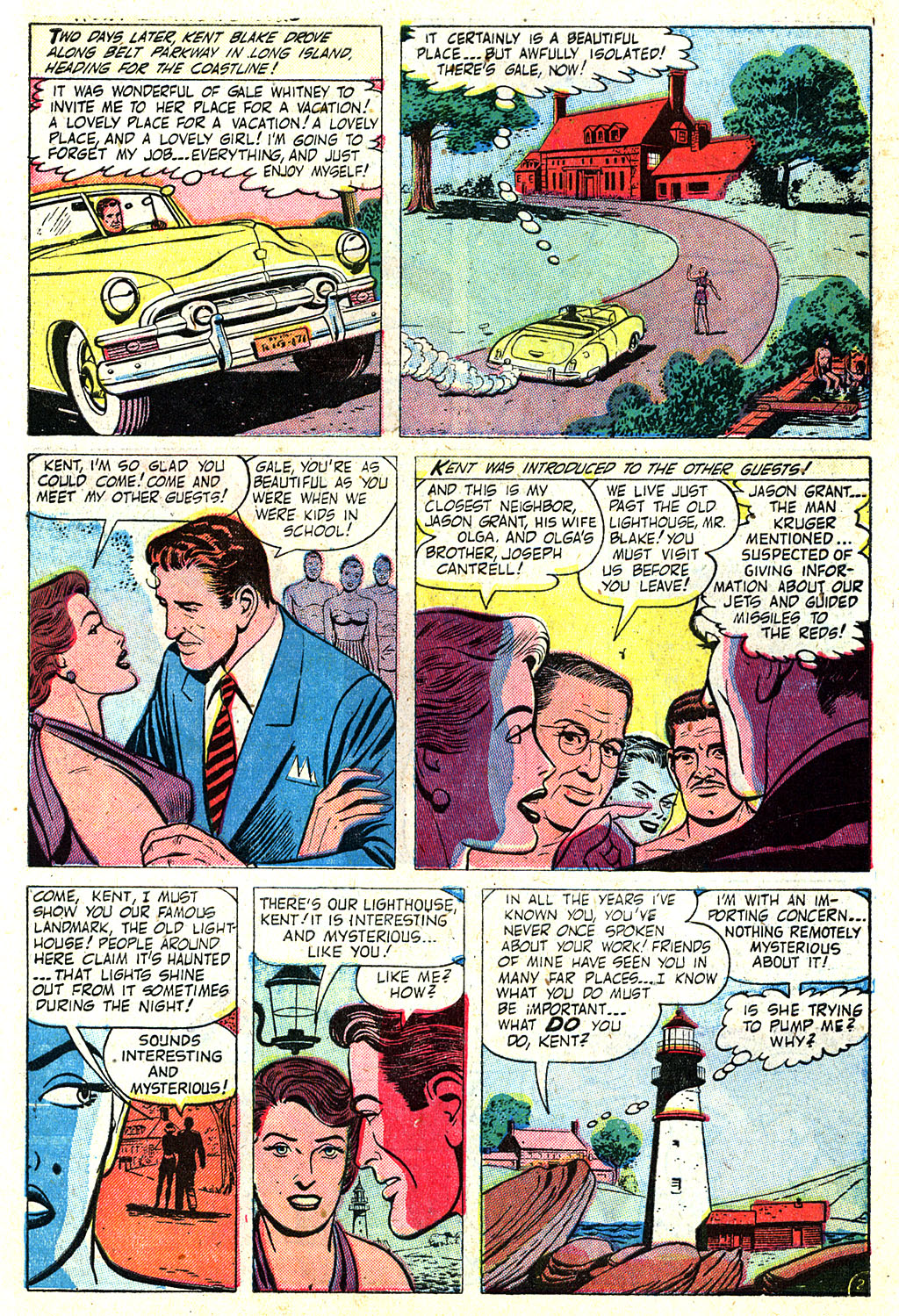 Kent Blake of the Secret Service issue 5 - Page 27