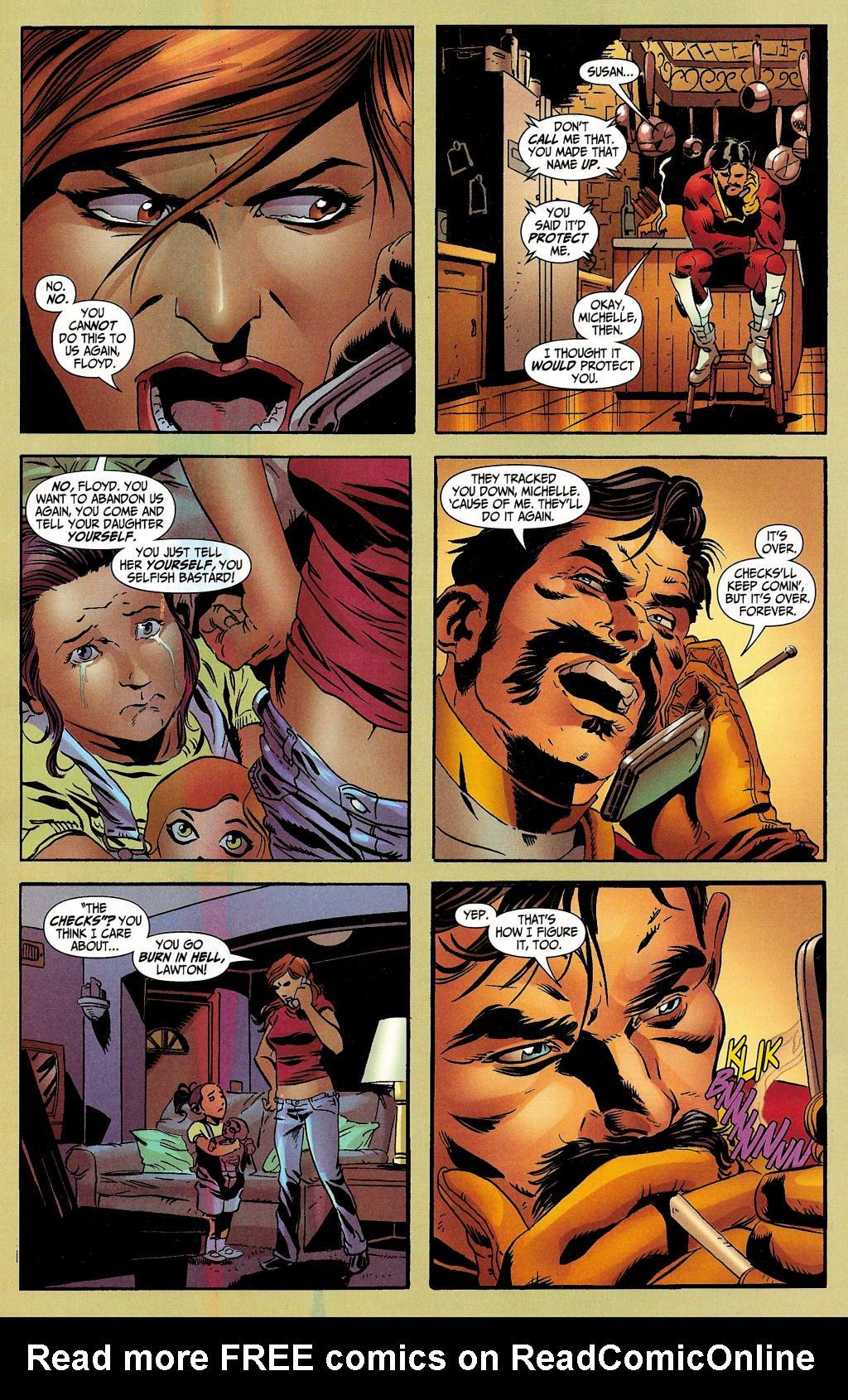 Read online Secret Six (2006) comic -  Issue #4 - 27
