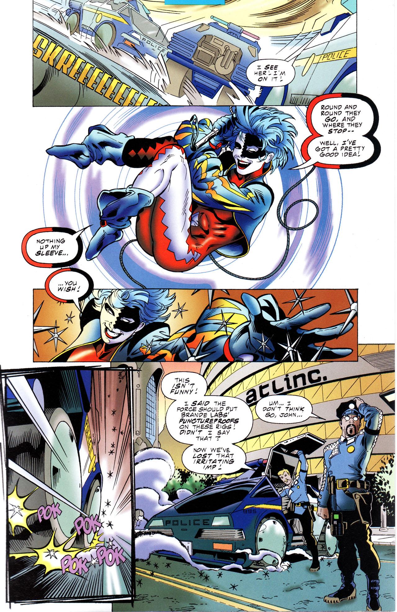 Read online Tangent Comics/ The Joker comic -  Issue # Full - 6