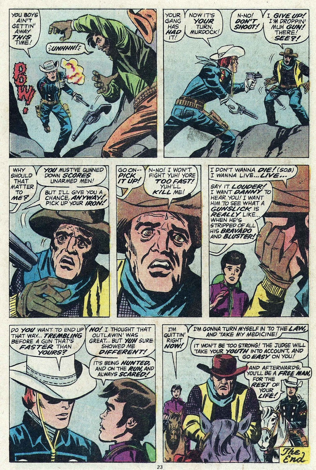 The Rawhide Kid (1955) issue 149 - Page 24