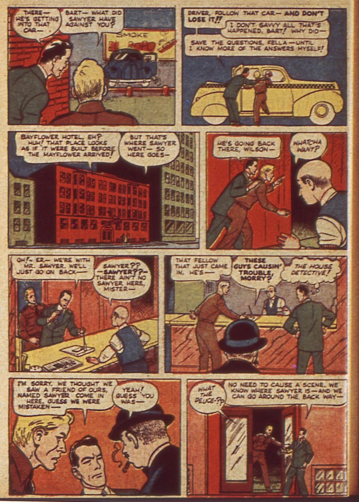 Read online Detective Comics (1937) comic -  Issue #49 - 20