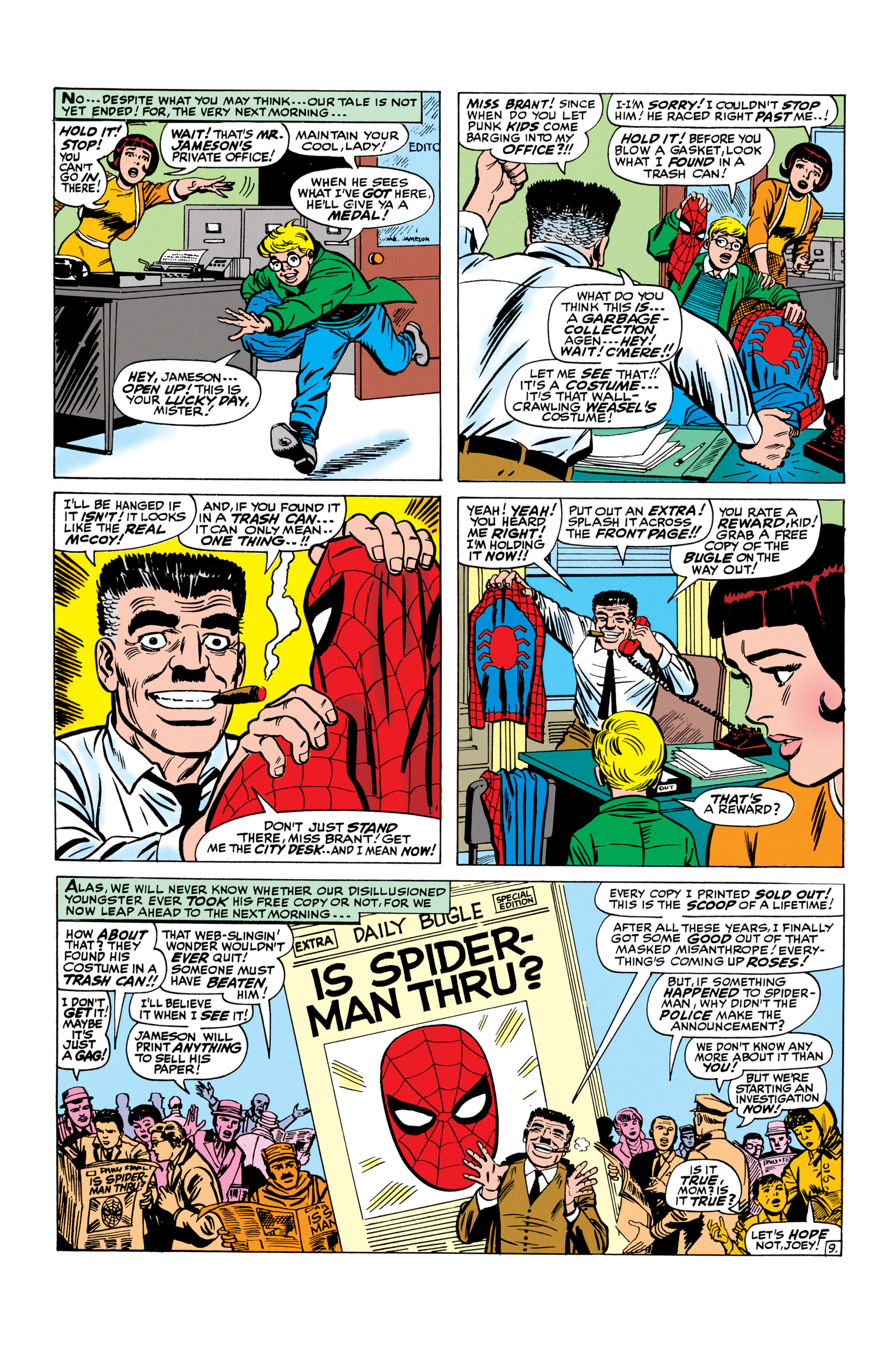 The Amazing Spider-Man (1963) 50 Page 9
