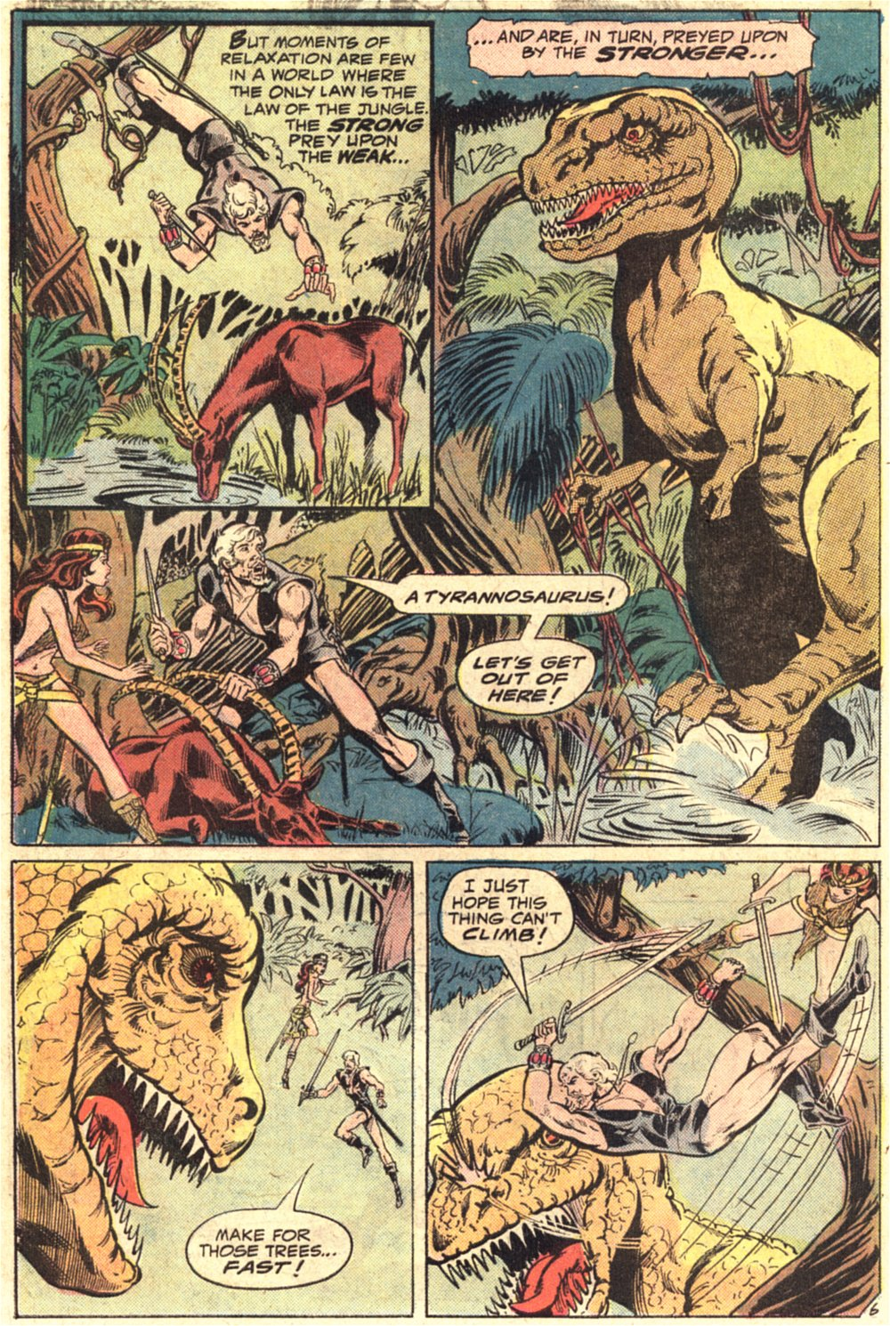 Warlord (1976) issue 1 - Page 7