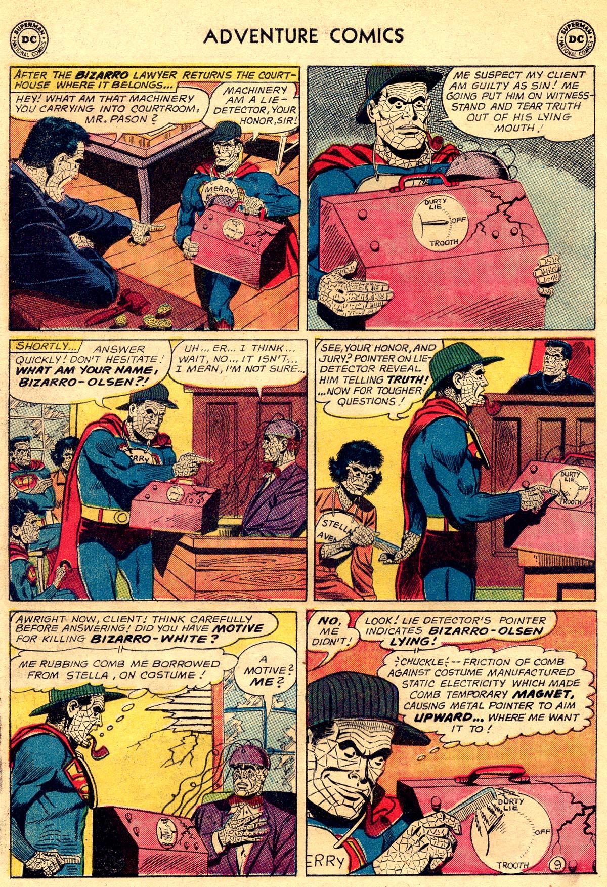 Read online Adventure Comics (1938) comic -  Issue #296 - 28