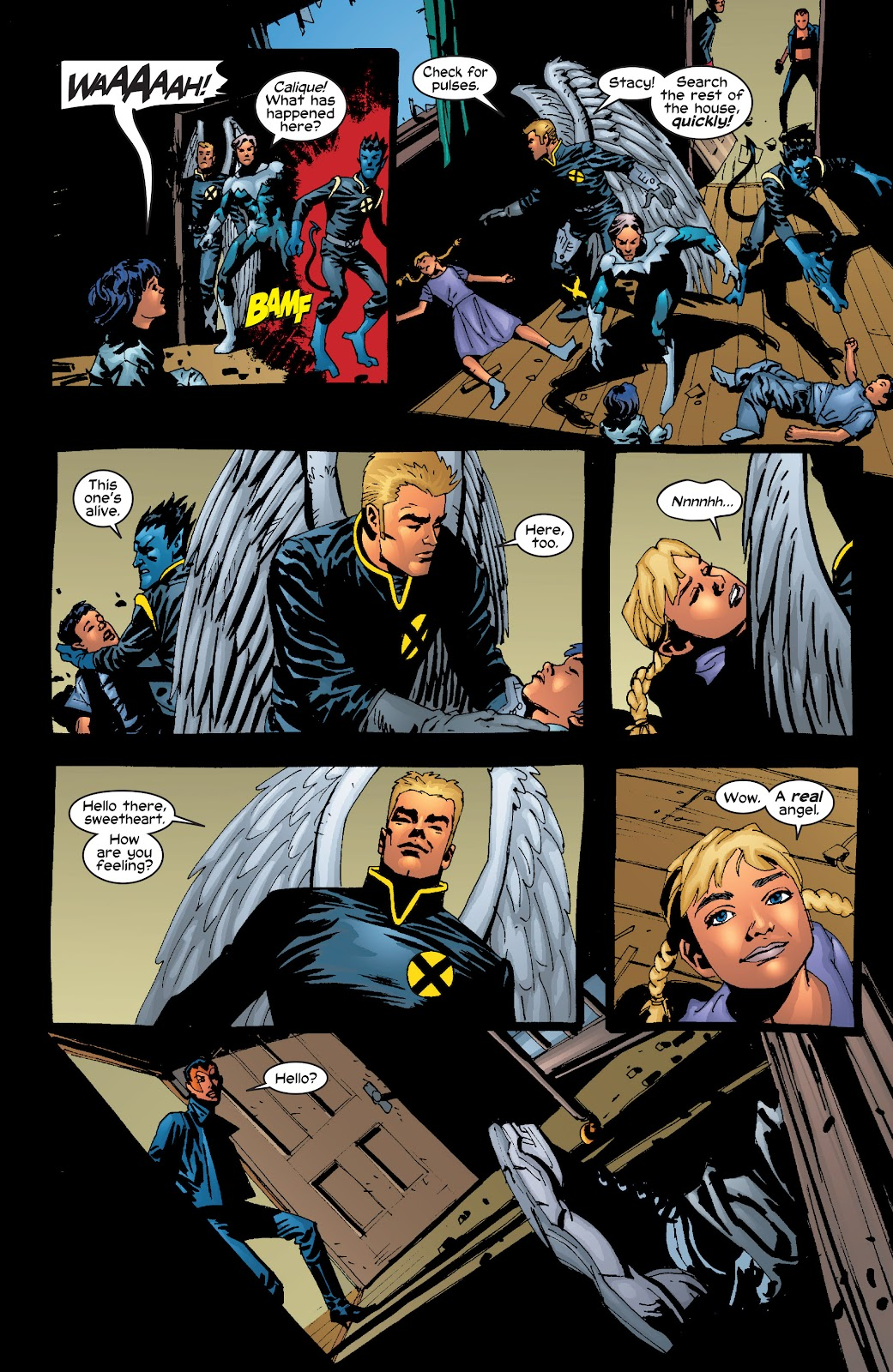 Read online X-Men: Unstoppable comic -  Issue # TPB (Part 2) - 7