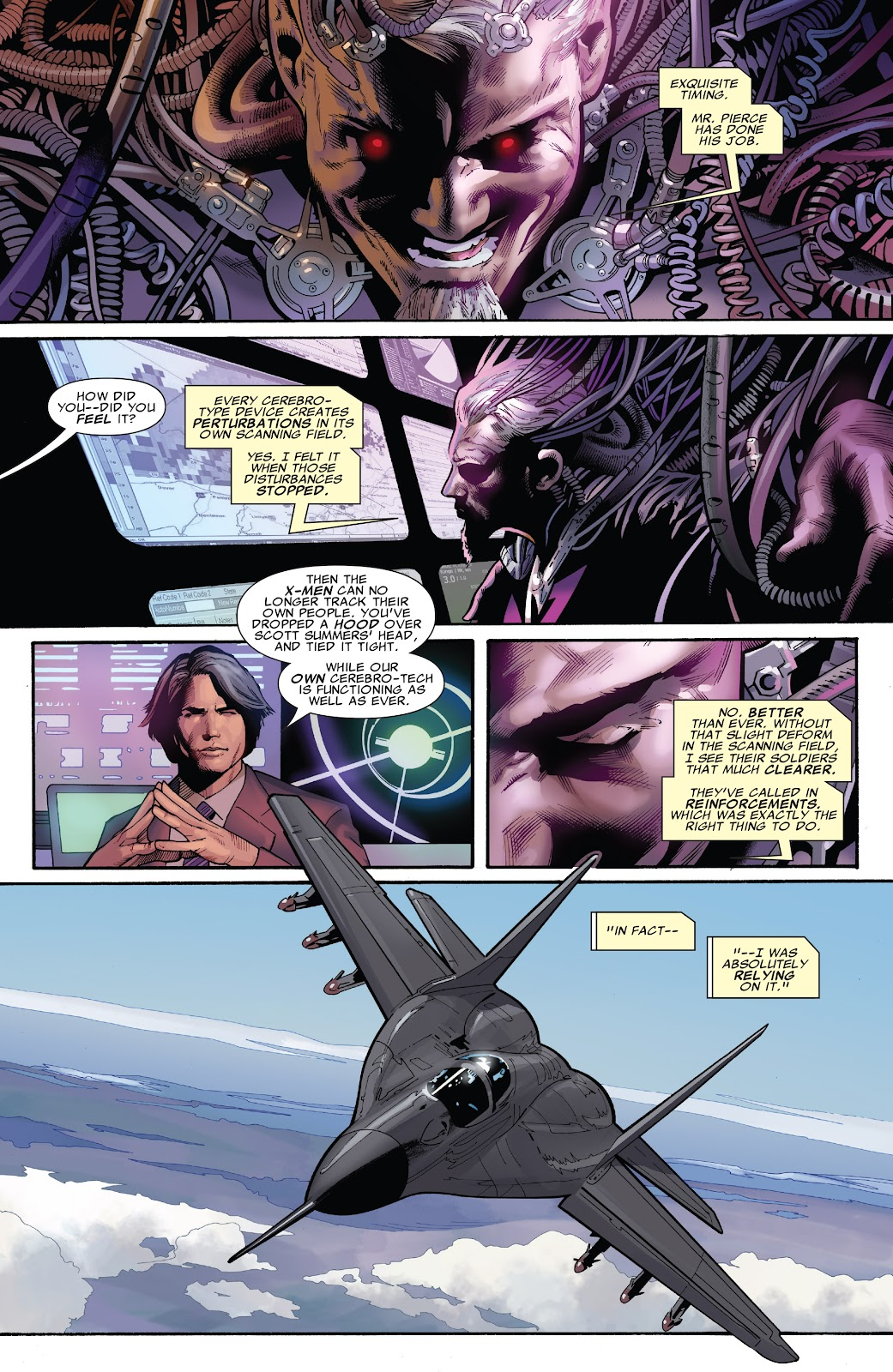 Read online X-Men: Second Coming comic -  Issue # _TPB (Part 1) - 99