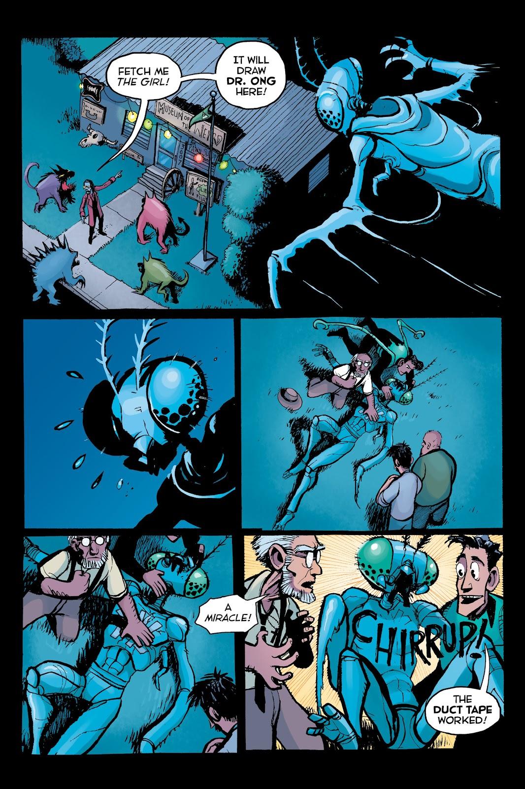 Read online Creature Tech (2019) comic -  Issue # TPB (Part 2) - 52