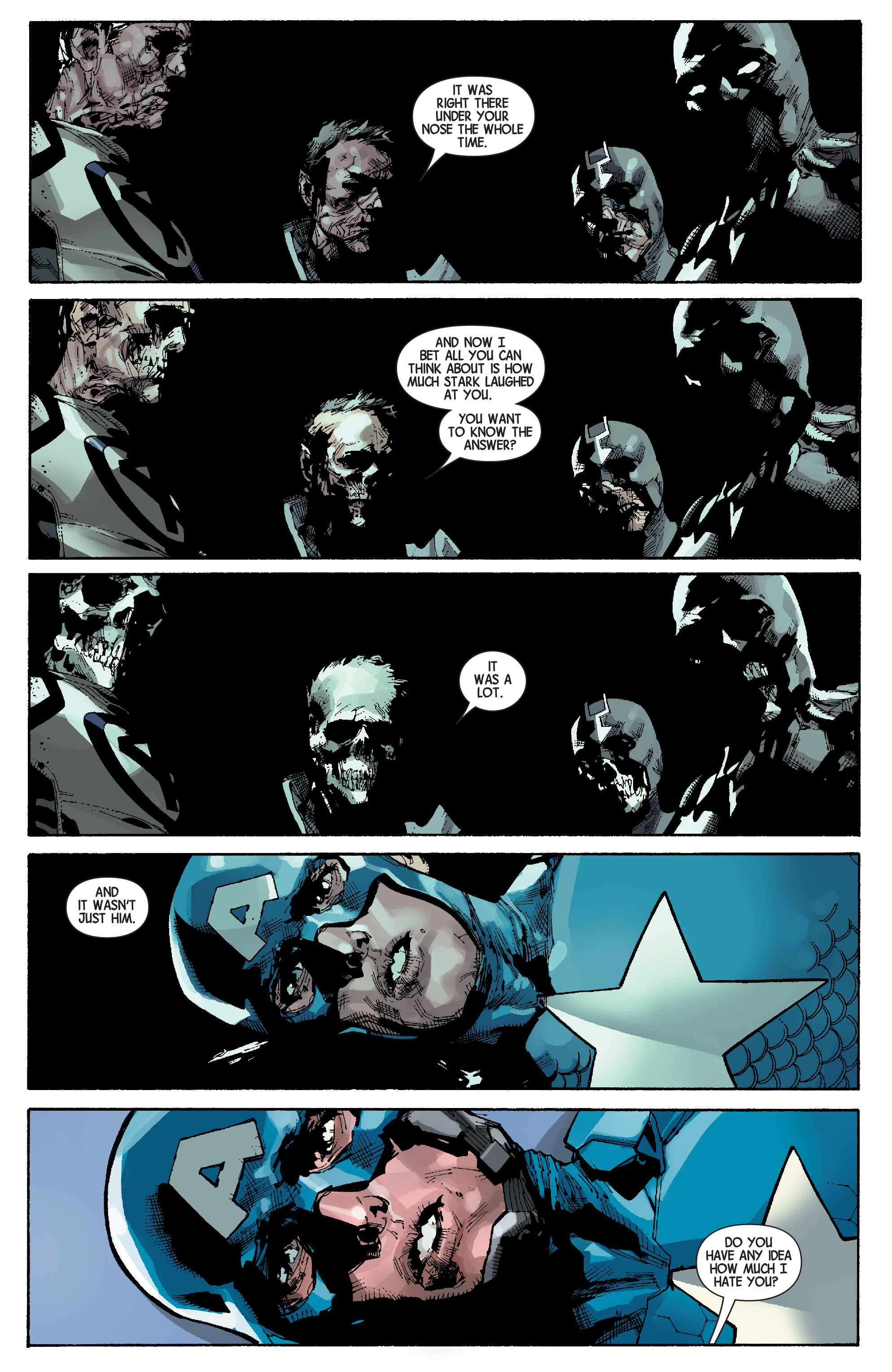 Read online Avengers (2013) comic -  Issue #31 - 12