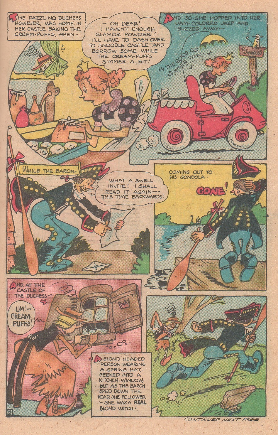 Jingle Jangle Comics issue 19 - Page 29