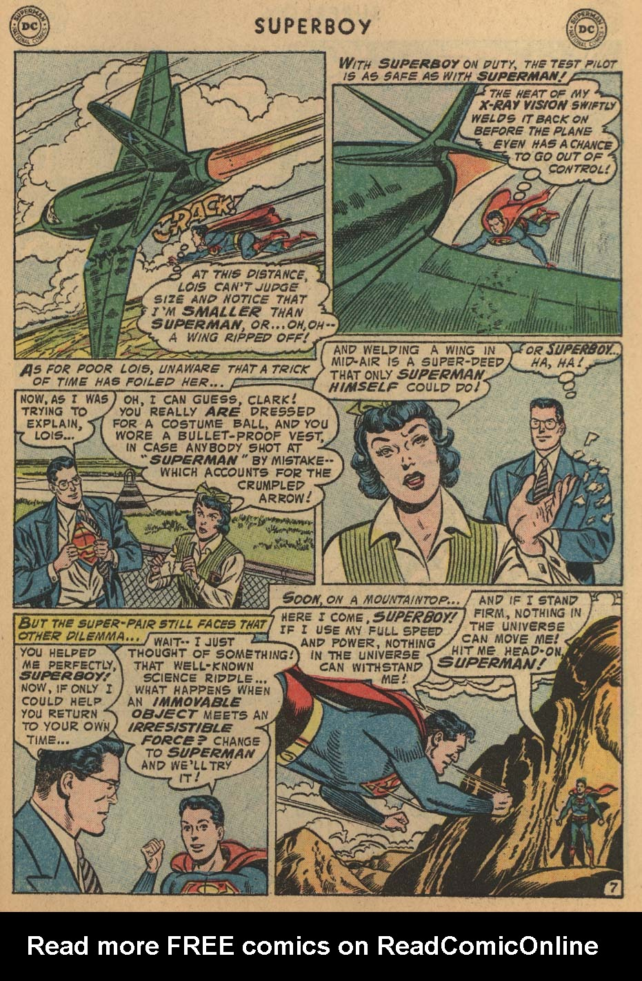 Superboy (1949) issue 47 - Page 28