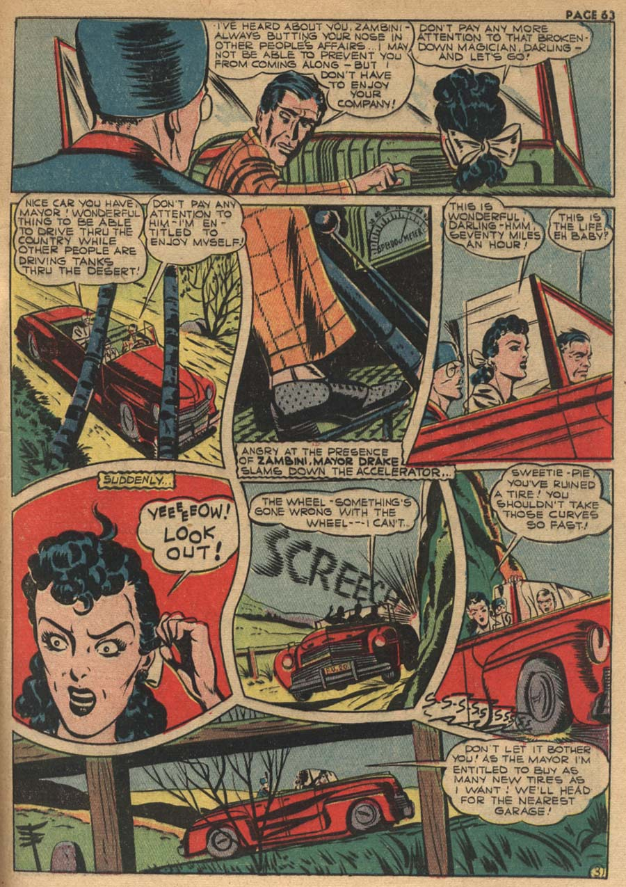 Zip Comics issue 31 - Page 63