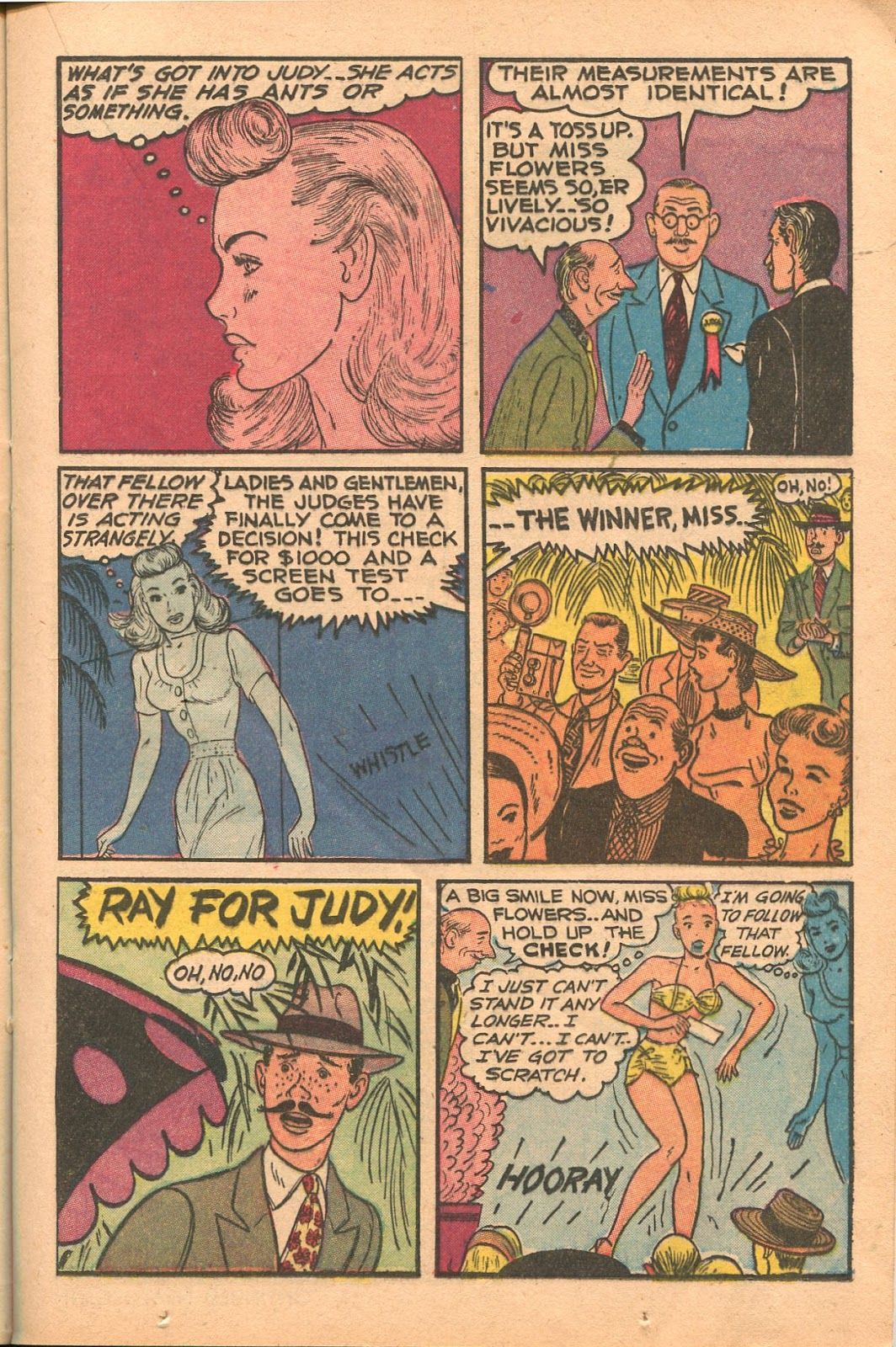 Read online Famous Funnies comic -  Issue #165 - 21