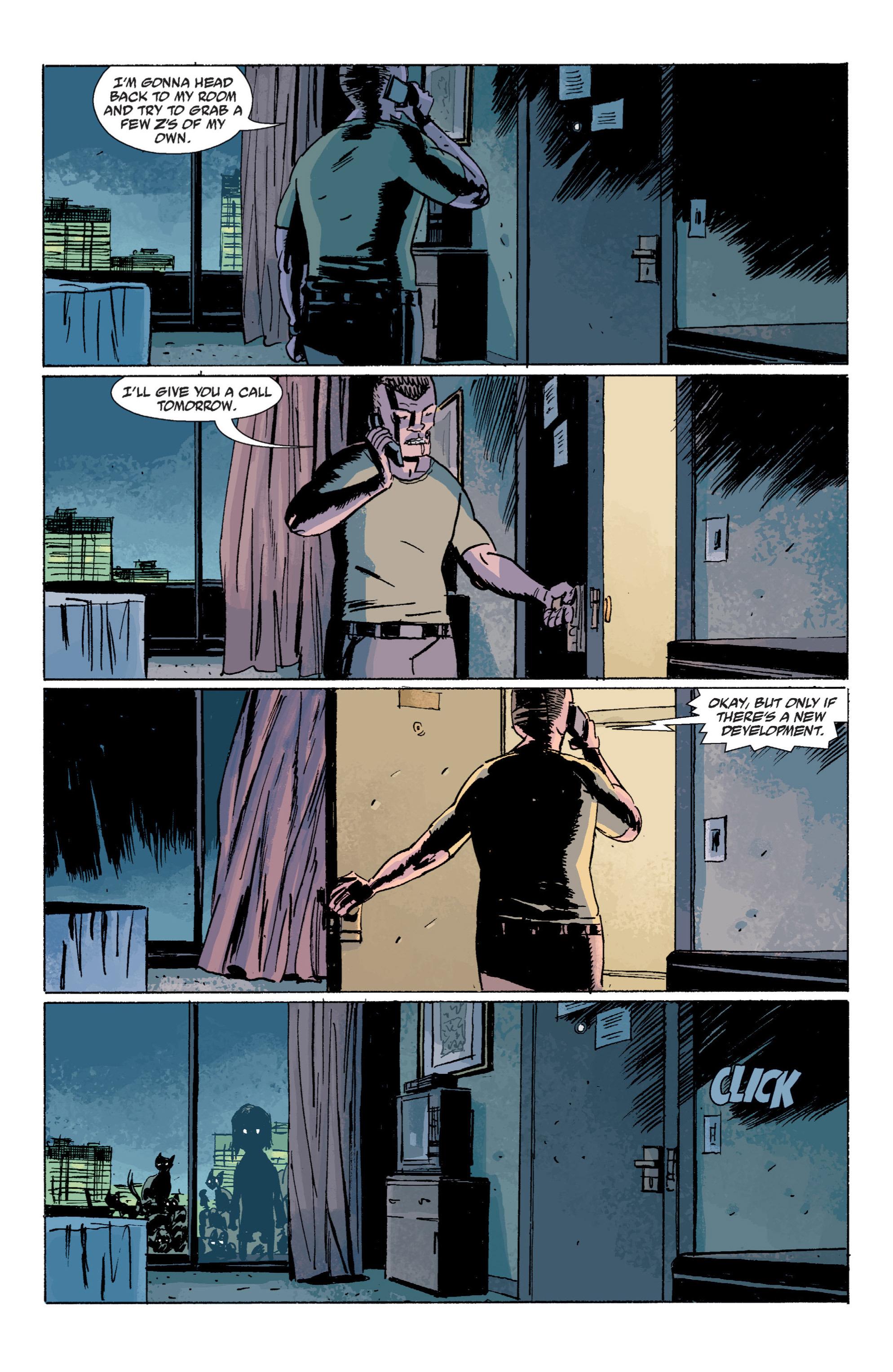 Read online B.P.R.D. (2003) comic -  Issue # TPB 7 - 56