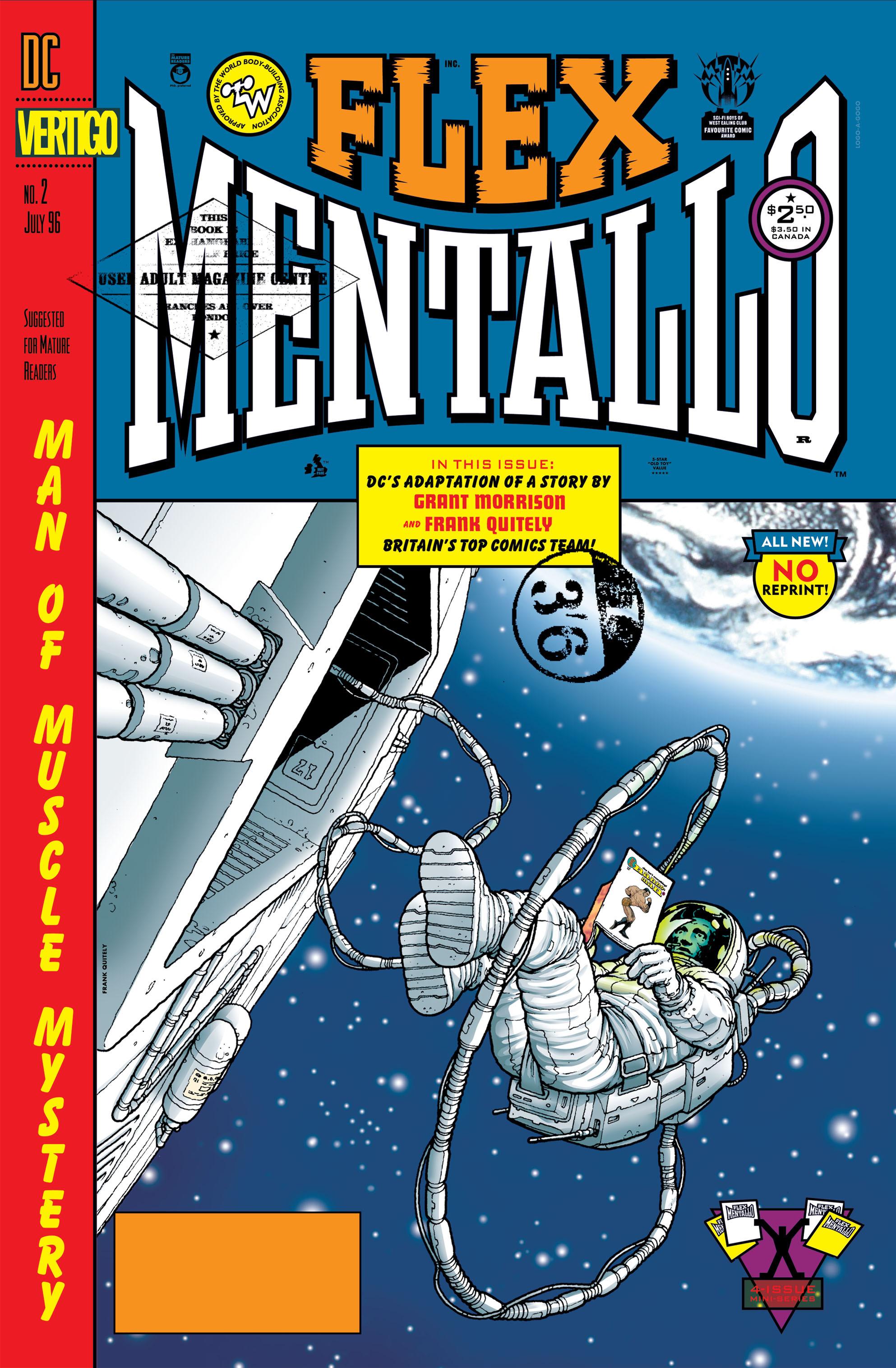 Flex Mentallo issue 2 - Page 1