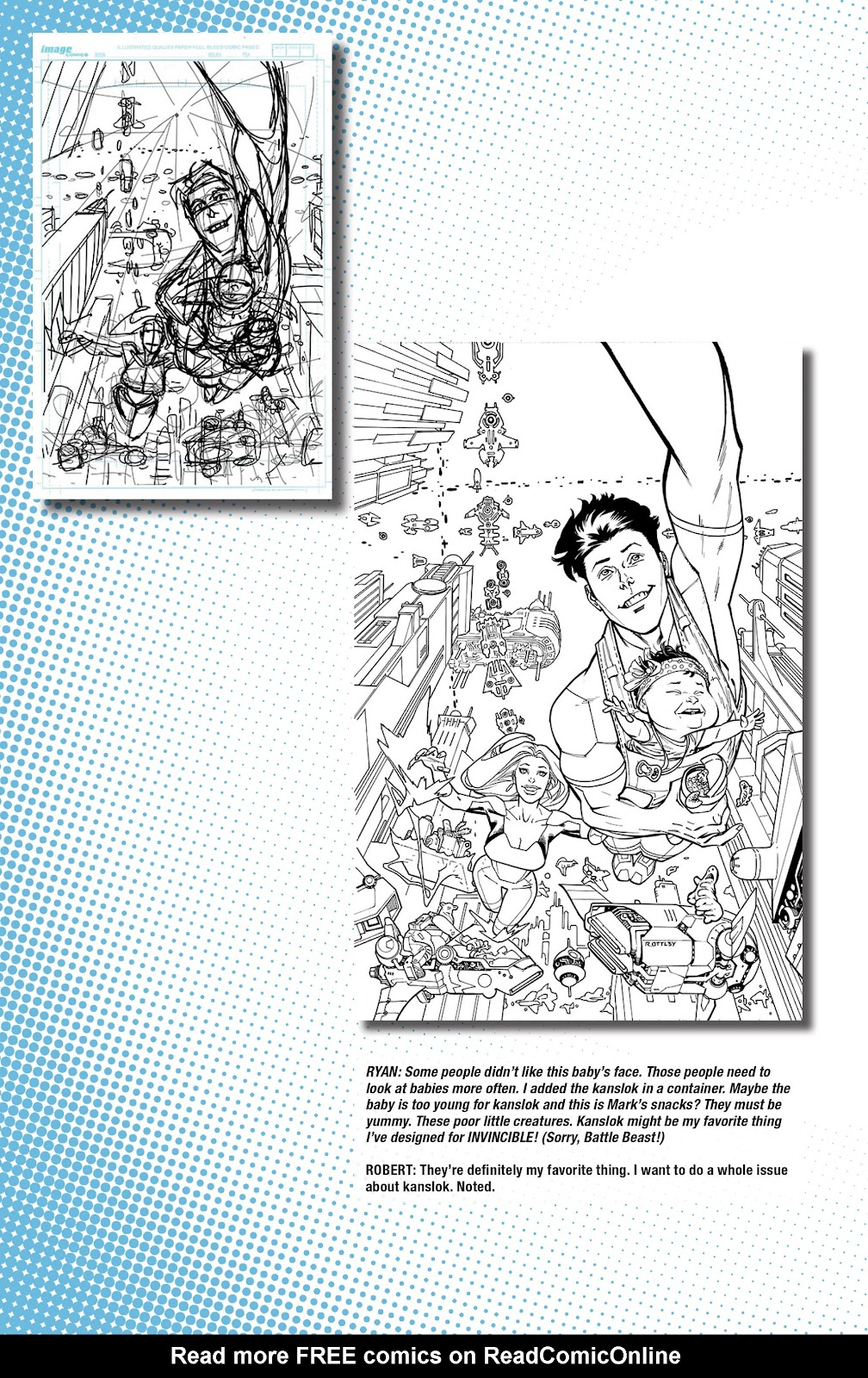 Invincible (2003) issue TPB 21 - Modern Family - Page 133