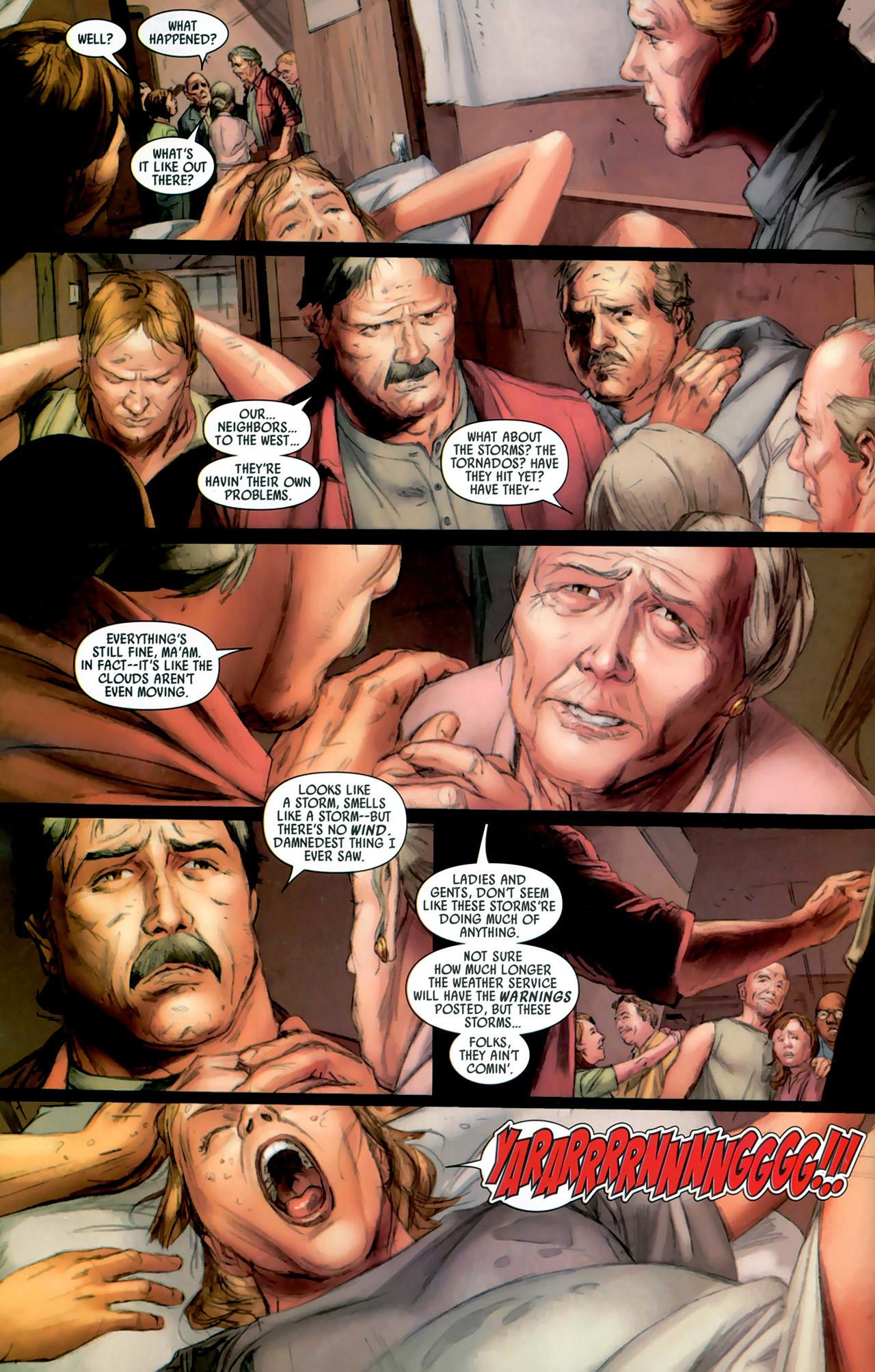 Read online Secret Invasion: Thor comic -  Issue #2 - 15
