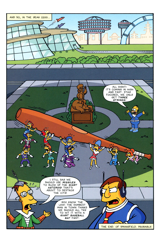 Read online Simpsons Comics comic -  Issue #206 - 24
