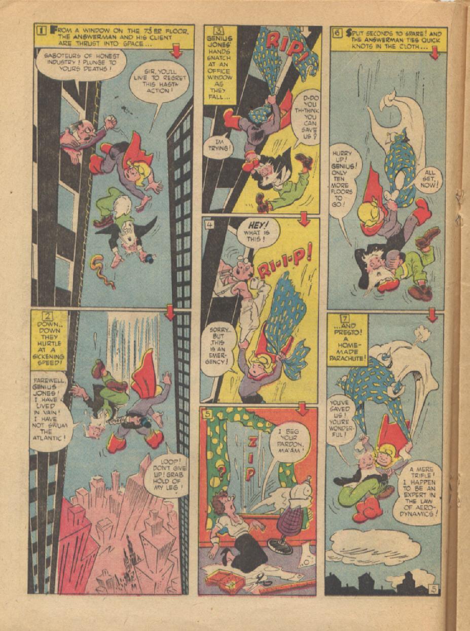 Read online Adventure Comics (1938) comic -  Issue #81 - 30