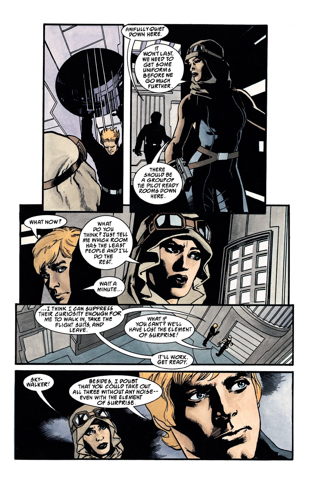 Read online Star Wars Legends: The New Republic - Epic Collection comic -  Issue # TPB 4 (Part 3) - 51