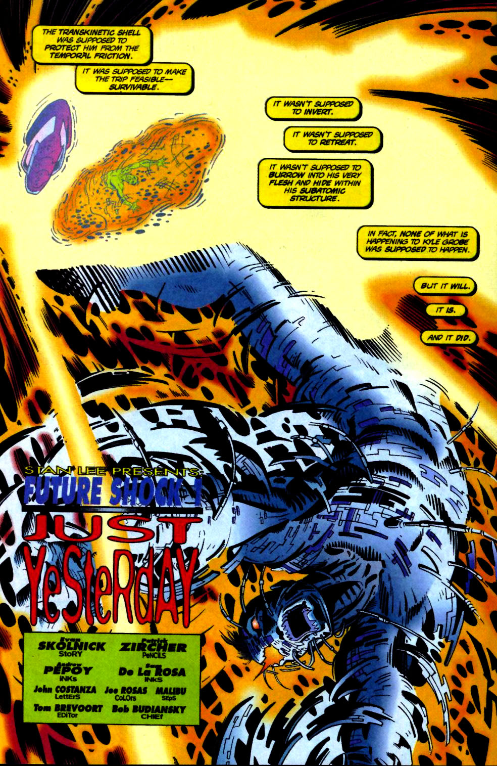 The New Warriors Issue #68 #72 - English 2