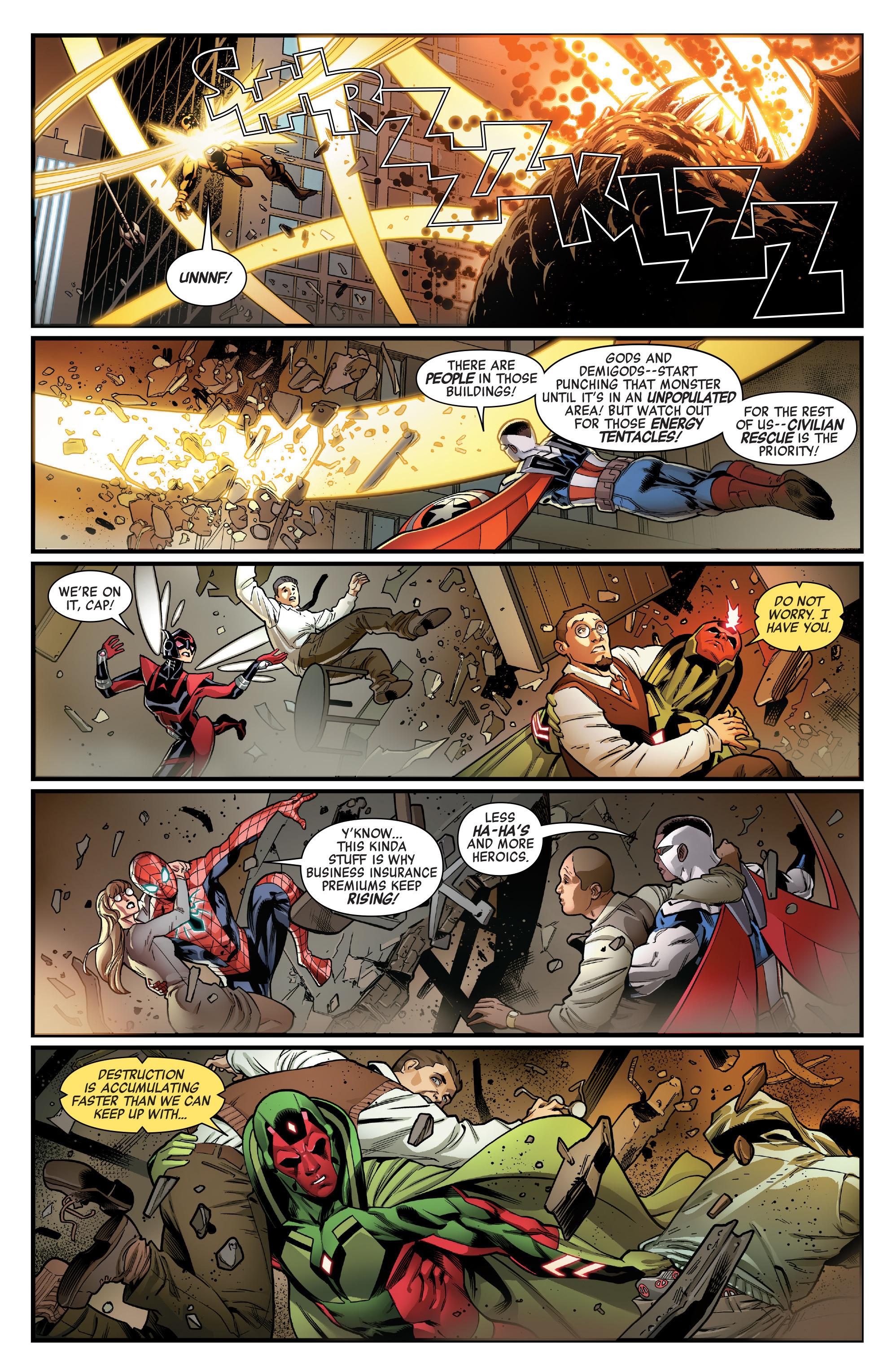 Read online Avengers (2016) comic -  Issue #1.MU - 19