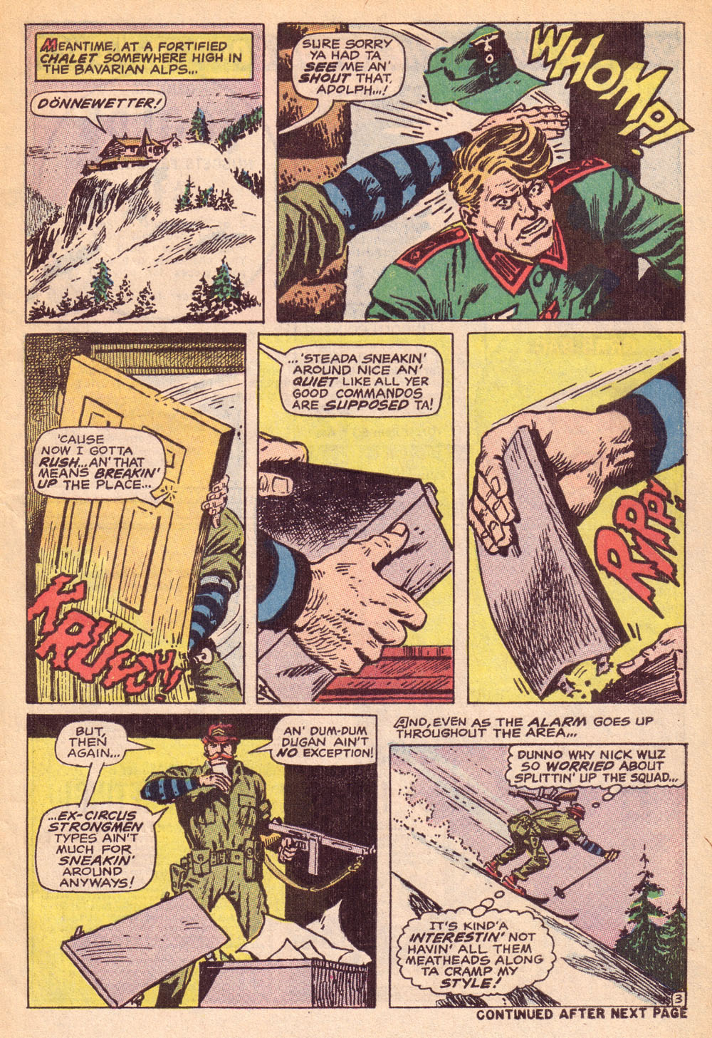 Read online Sgt. Fury comic -  Issue #74 - 5