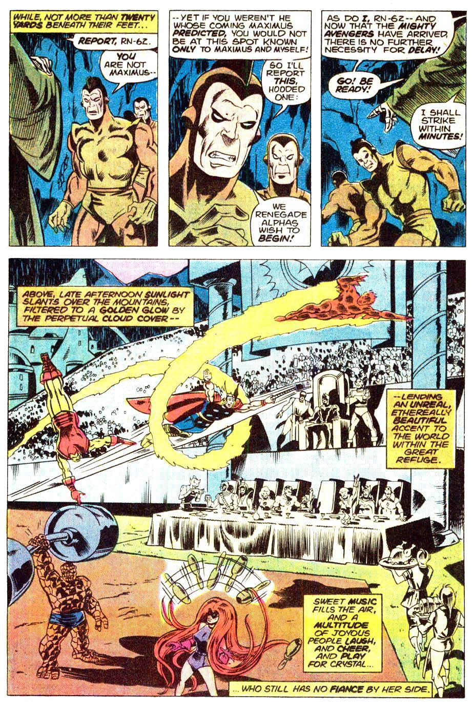 The Avengers (1963) 127 Page 6