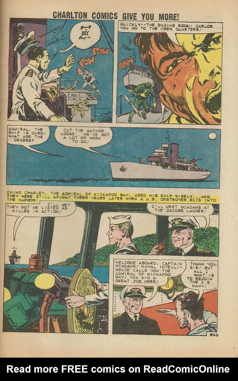 Read online Fightin' Navy comic -  Issue #91 - 33