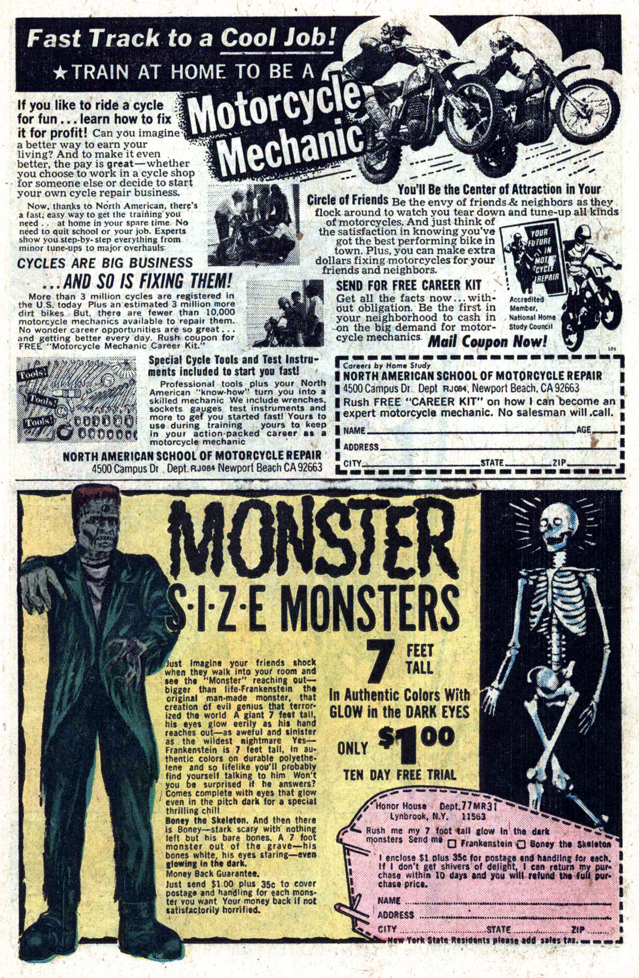 Read online Amazing Adventures (1970) comic -  Issue #27 - 10