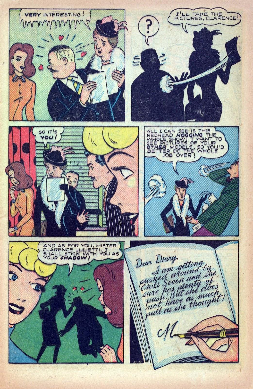 Read online Joker Comics comic -  Issue #28 - 11