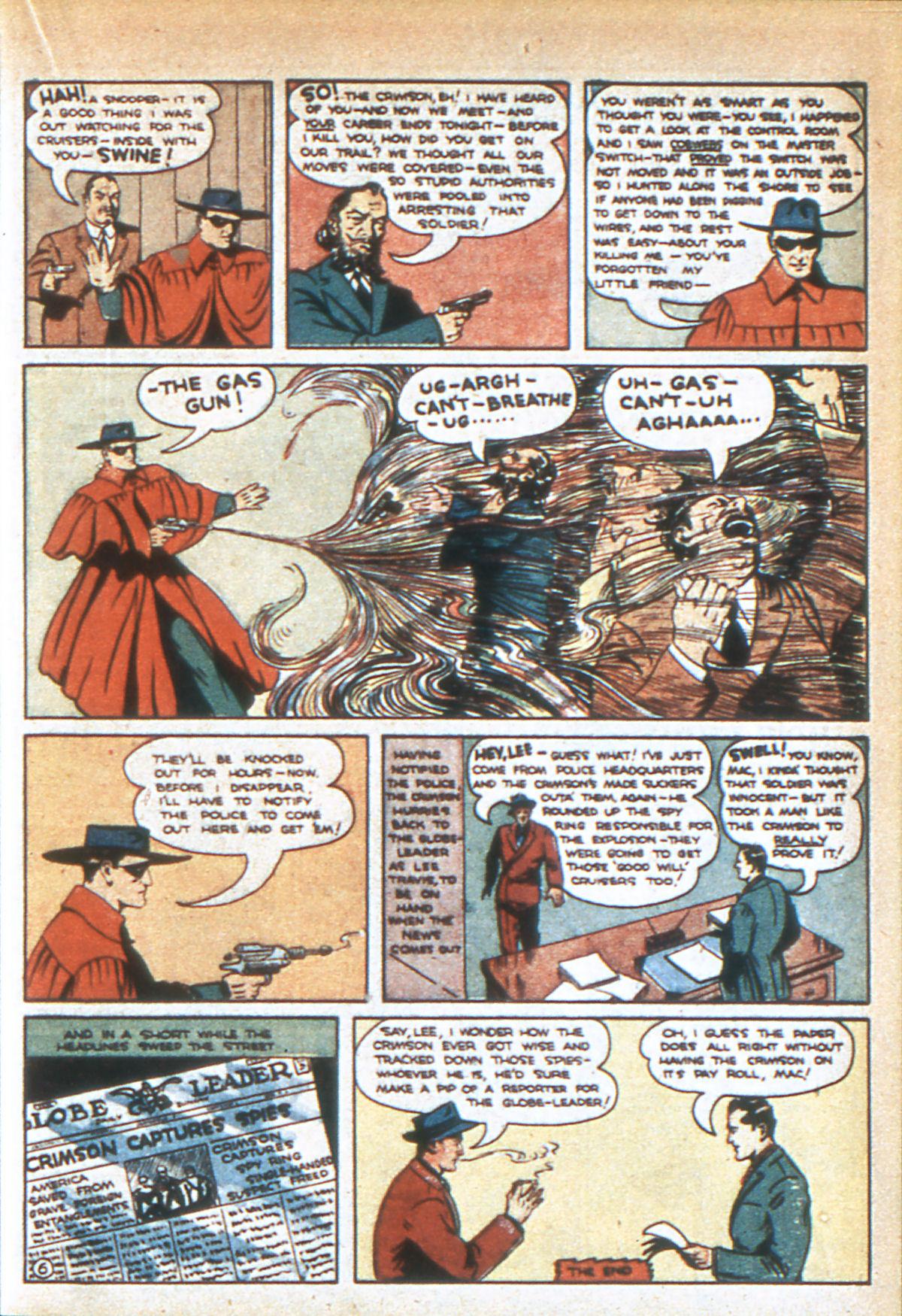 Read online Detective Comics (1937) comic -  Issue #39 - 34