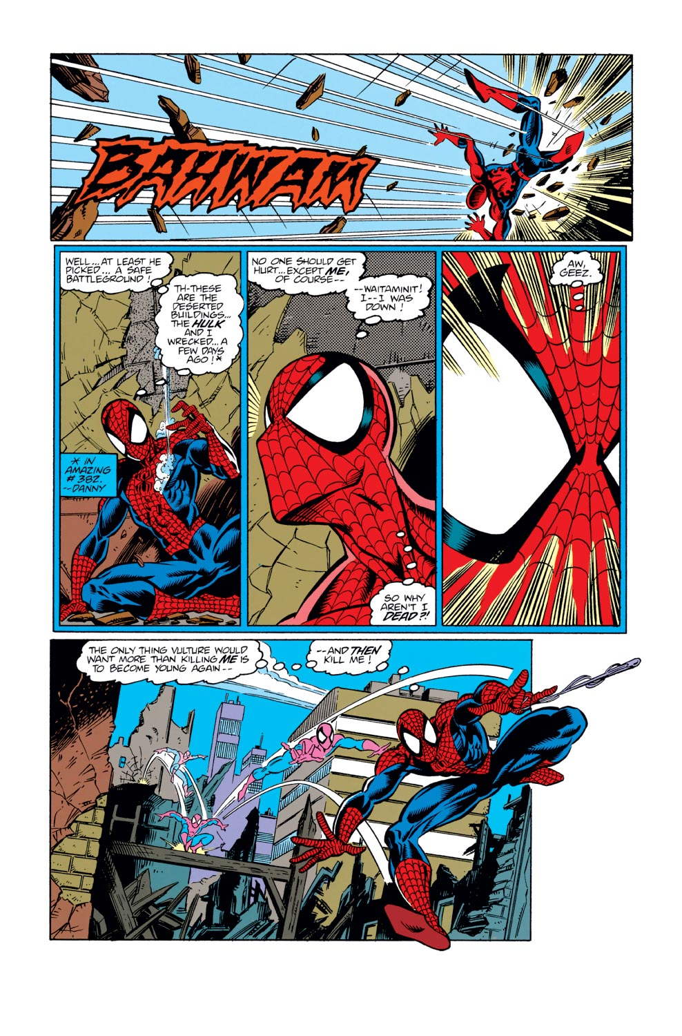 The Amazing Spider-Man (1963) 386 Page 19