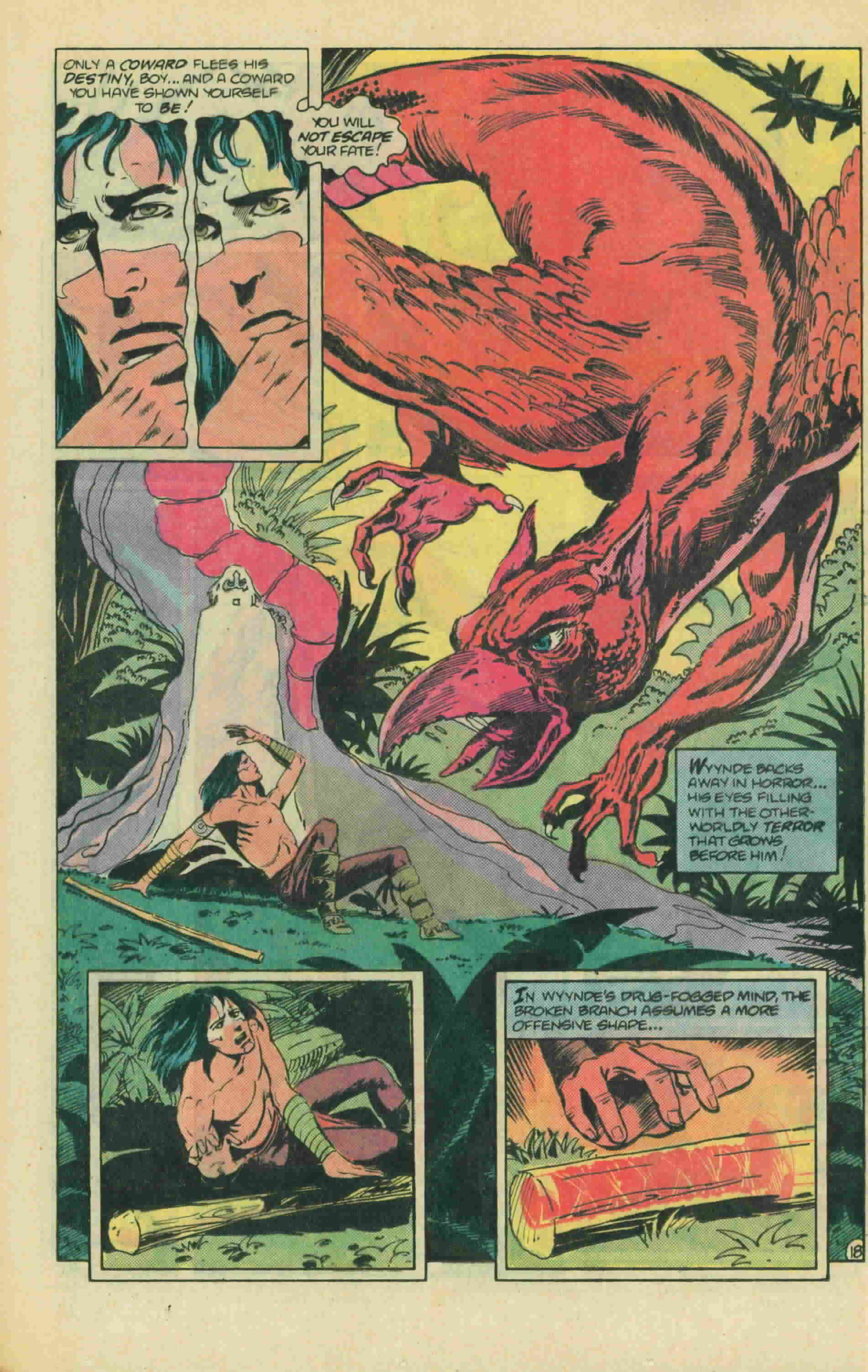 Read online Arion, Lord of Atlantis comic -  Issue #13 - 26