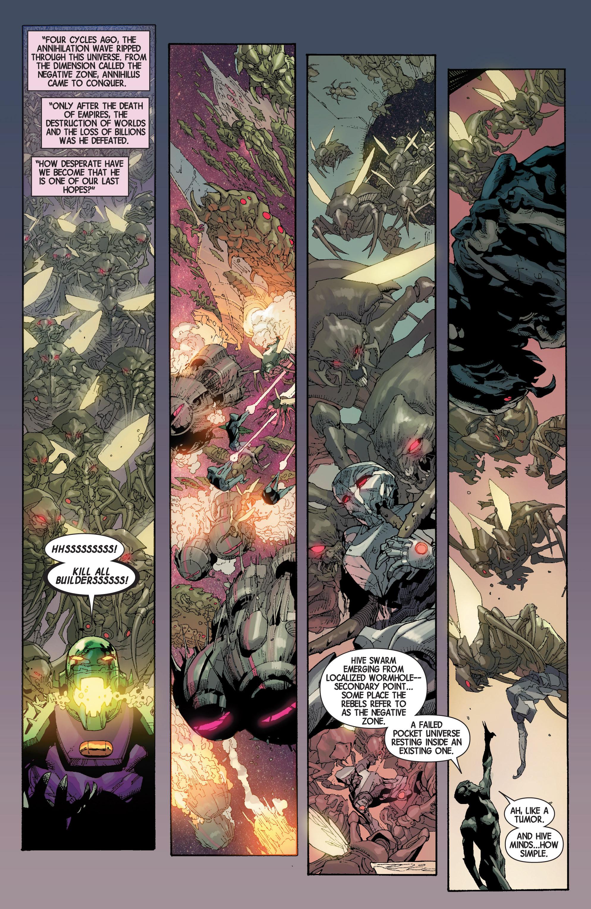 Read online Avengers (2013) comic -  Issue #Avengers (2013) _TPB 4 - 109