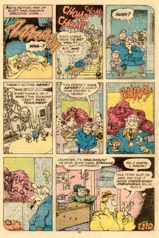 Read online Plop! comic -  Issue #8 - 21