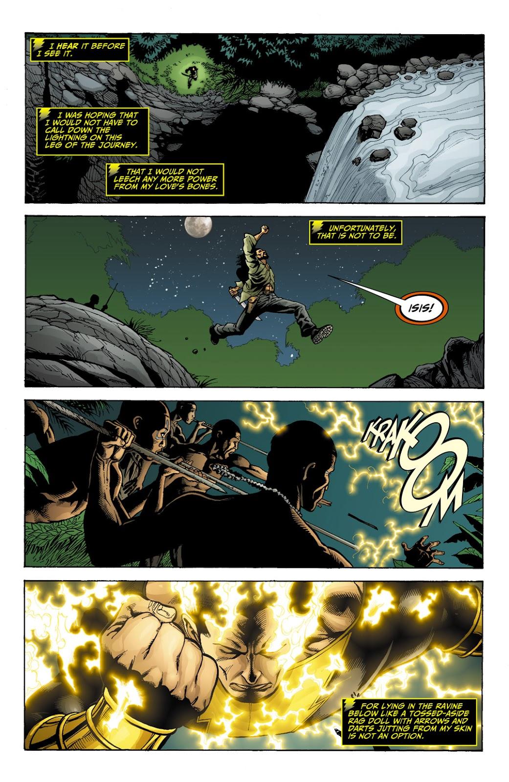 Black Adam: The Dark Age issue 5 - Page 21