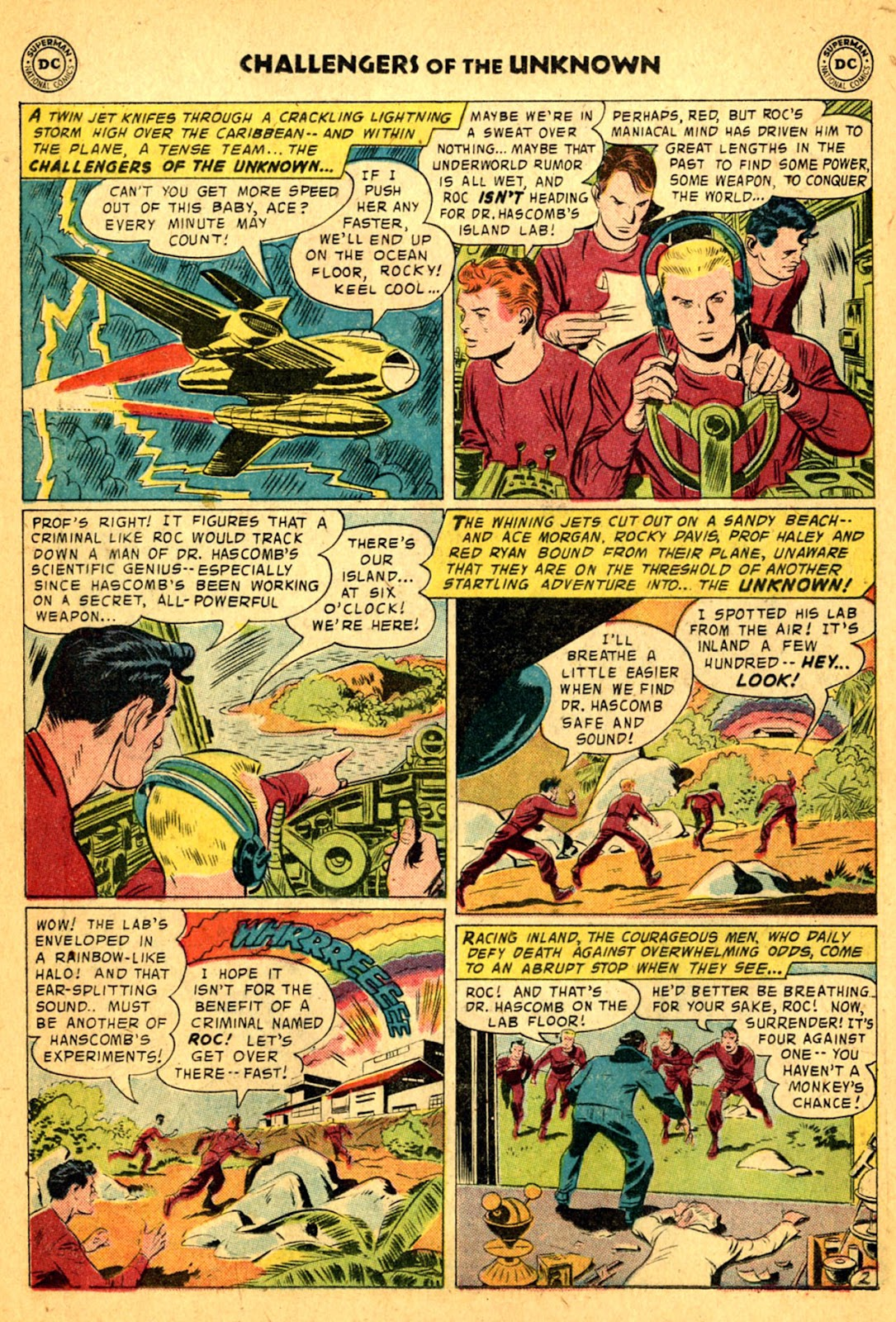 Challengers of the Unknown (1958) issue 2 - Page 18